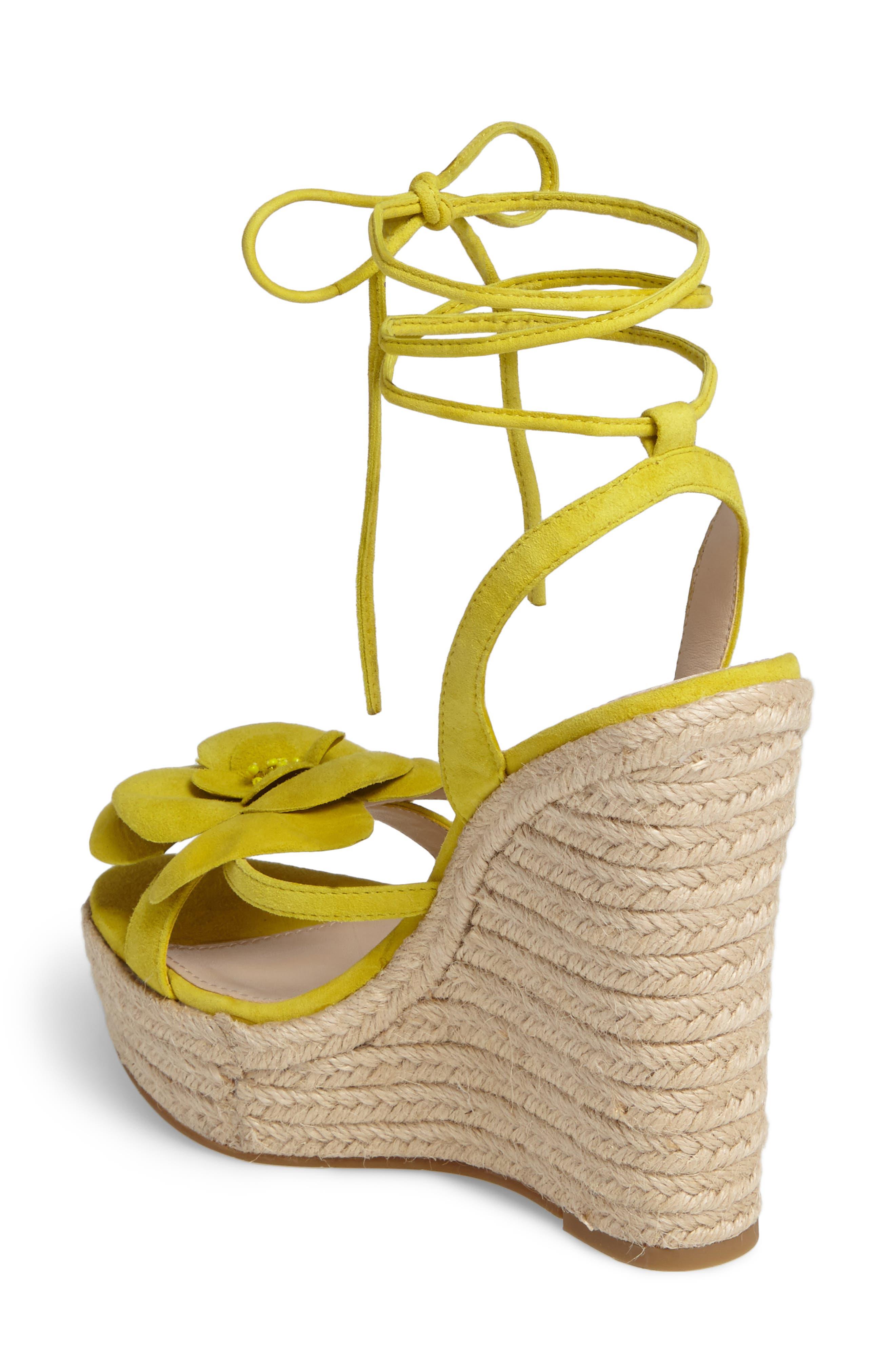 Alternate Image 2  - Pelle Moda Olena Espadrille Wedge Sandal (Women)