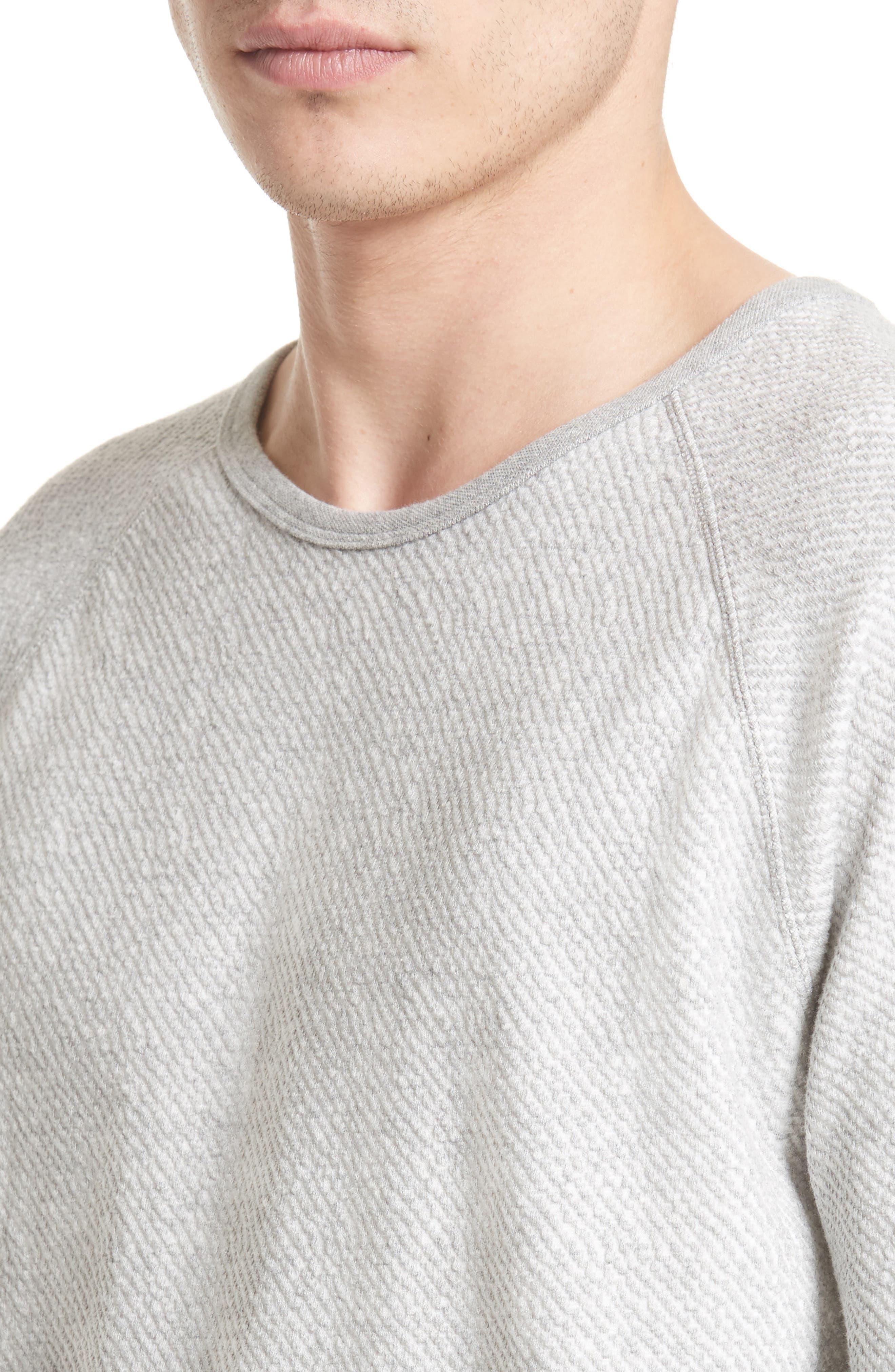 Alternate Image 4  - Saturdays NYC Kasu Sweater