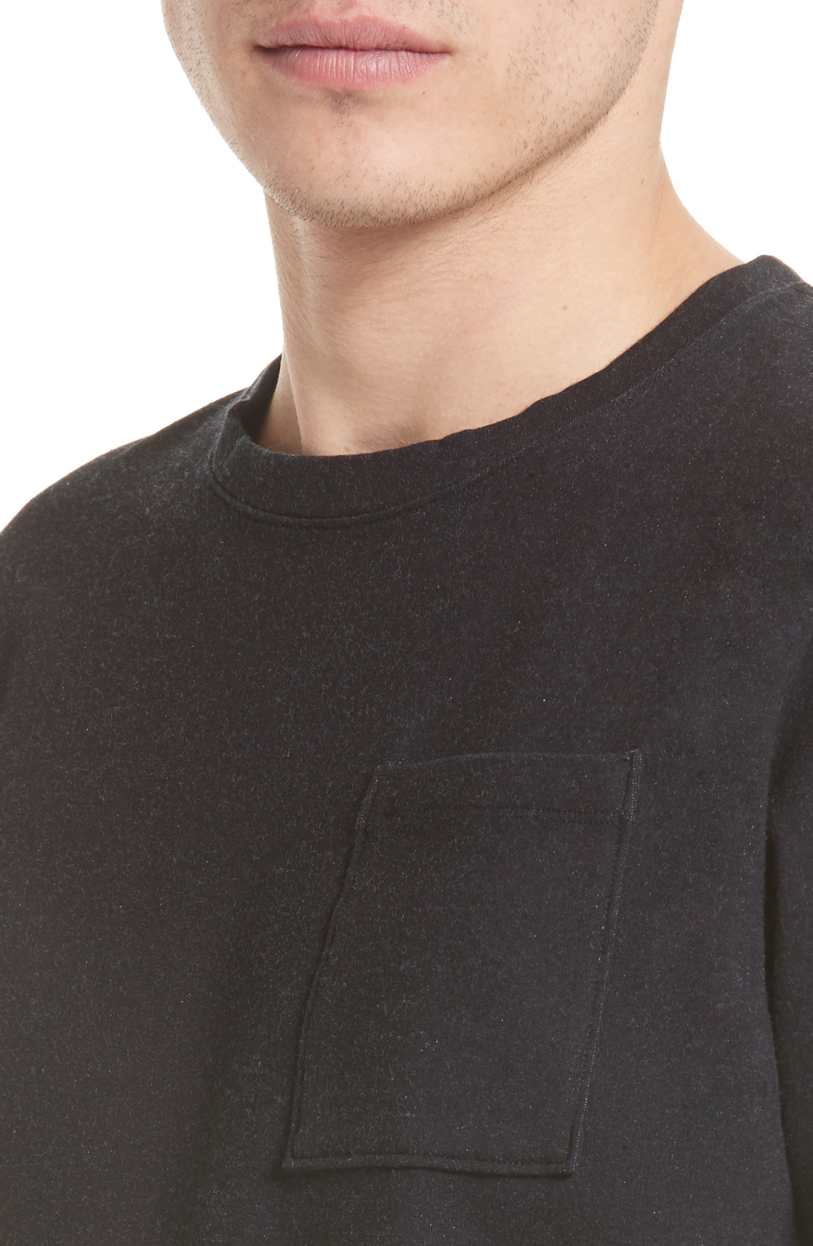 Alternate Image 4  - Saturdays NYC Randall Pocket T-Shirt
