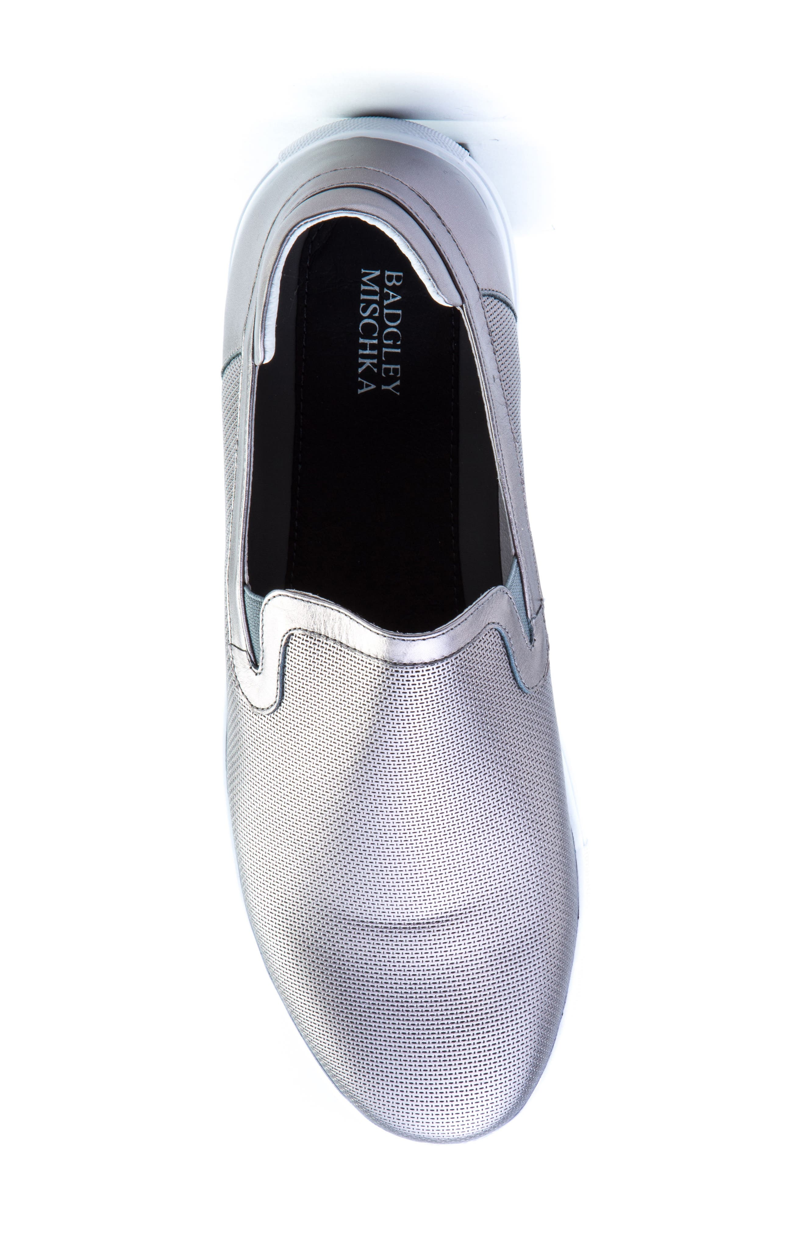 Alternate Image 5  - Badgley Mischka Grant Sneaker (Men)