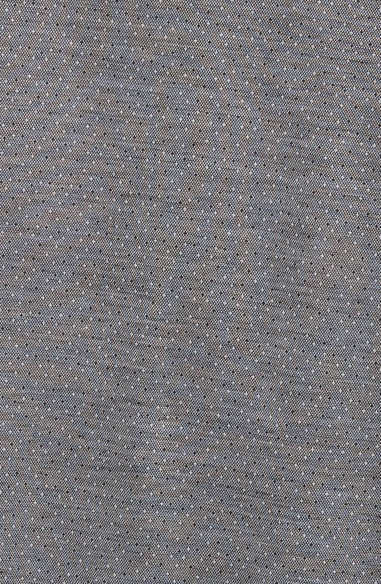 Alternate Image 5  - Canali Fancy Slim Fit Polo