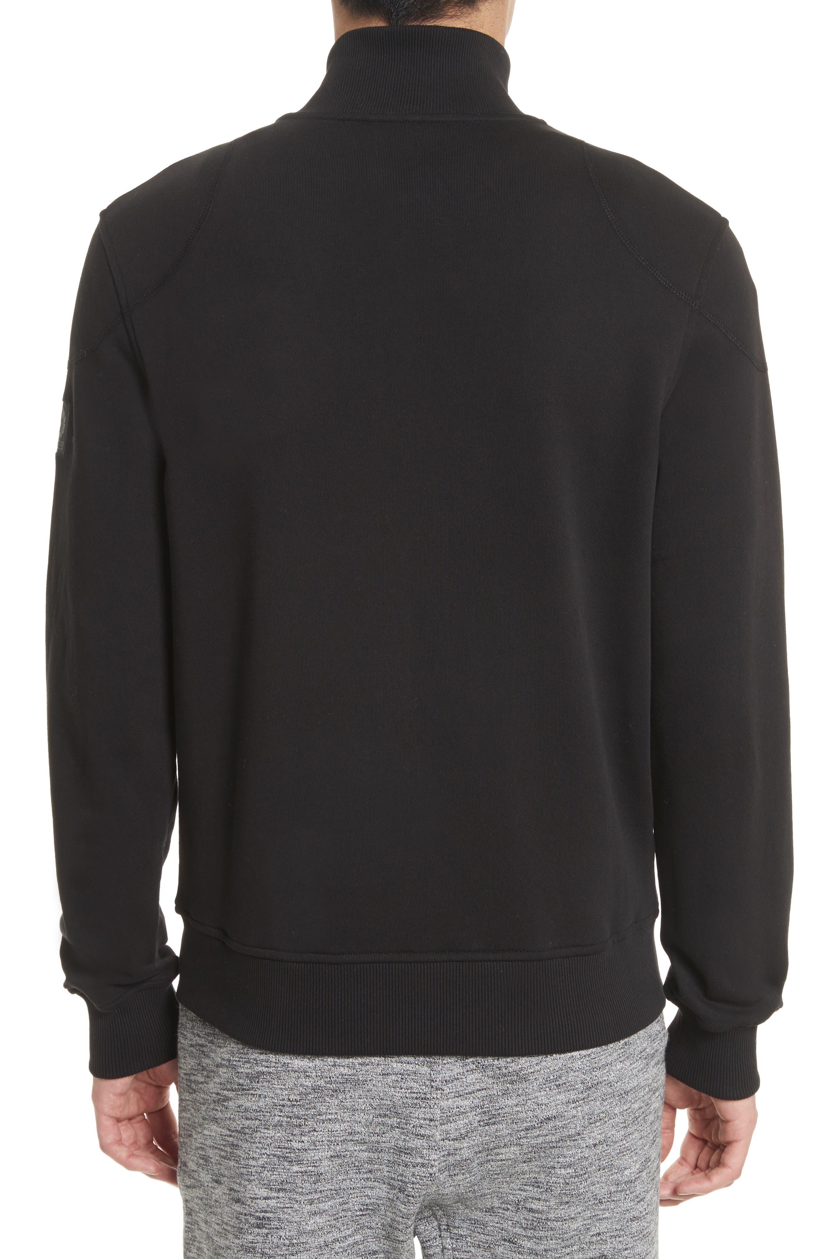 Alternate Image 2  - Belstaff Staplefield Mock Neck Full Zip Sweater