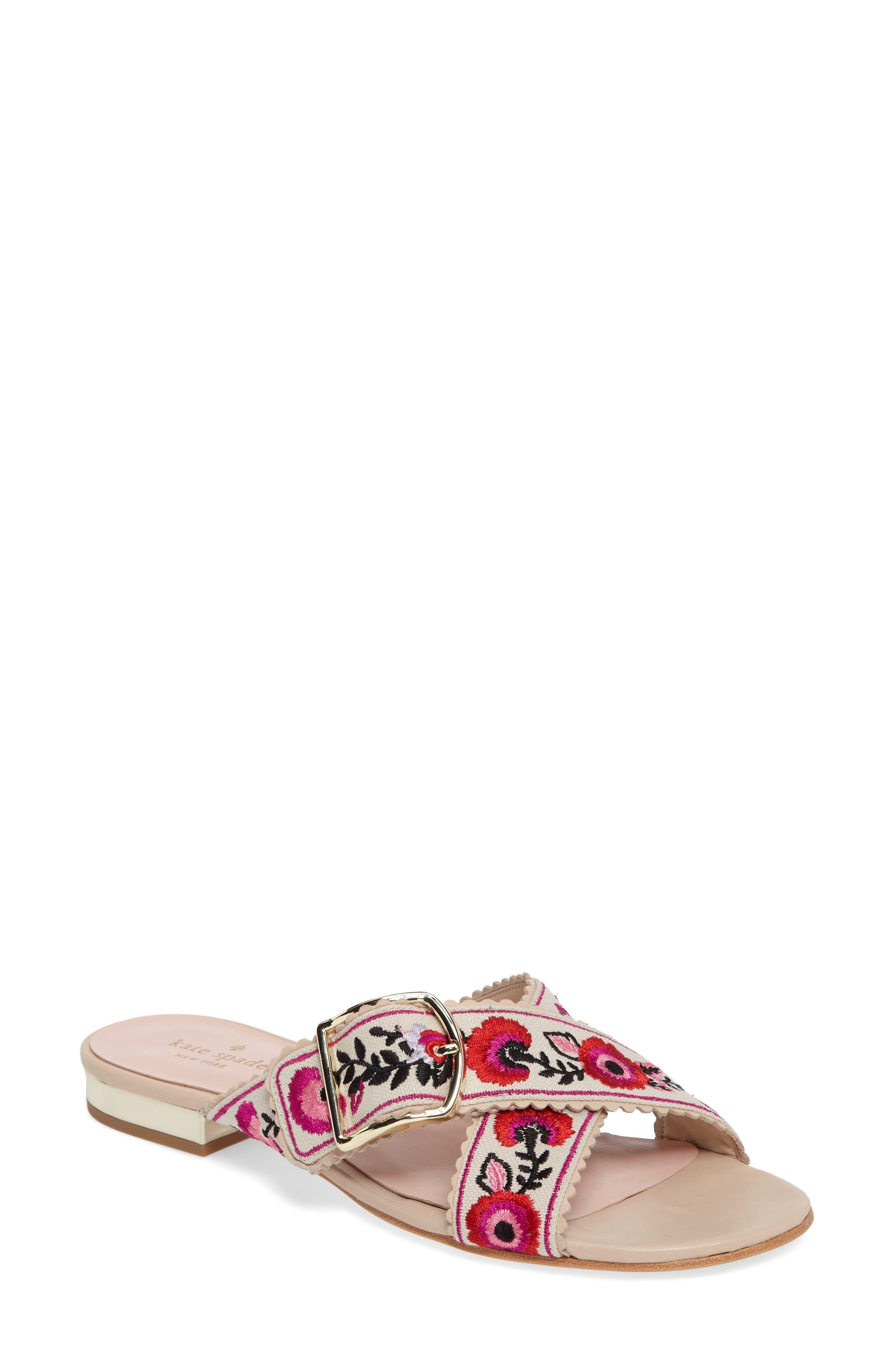 KATE SPADE NEW YORK faris sandal