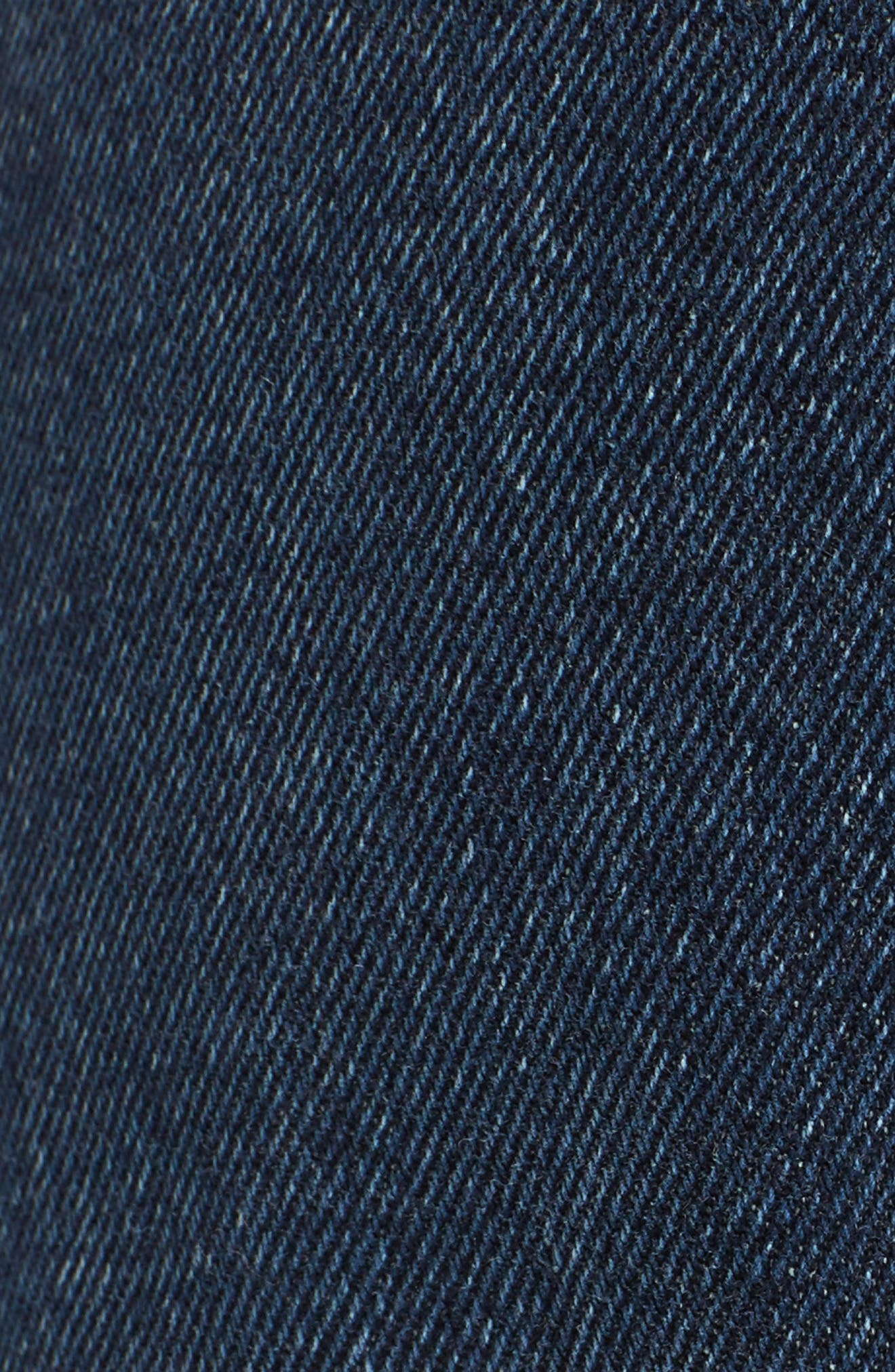 Paneled Jeans,                             Alternate thumbnail 6, color,                             Multi Washed