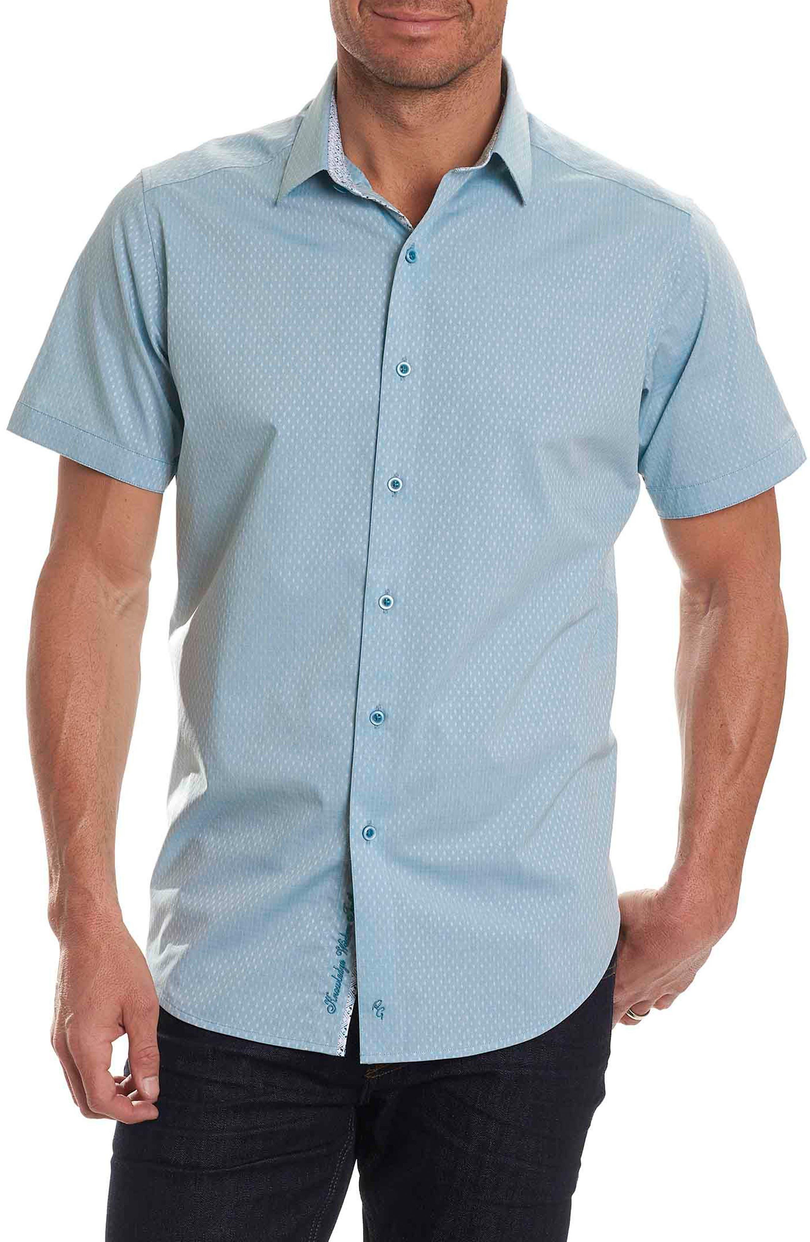 ROBERT GRAHAM Clemens Short Sleeve Sport Shirt