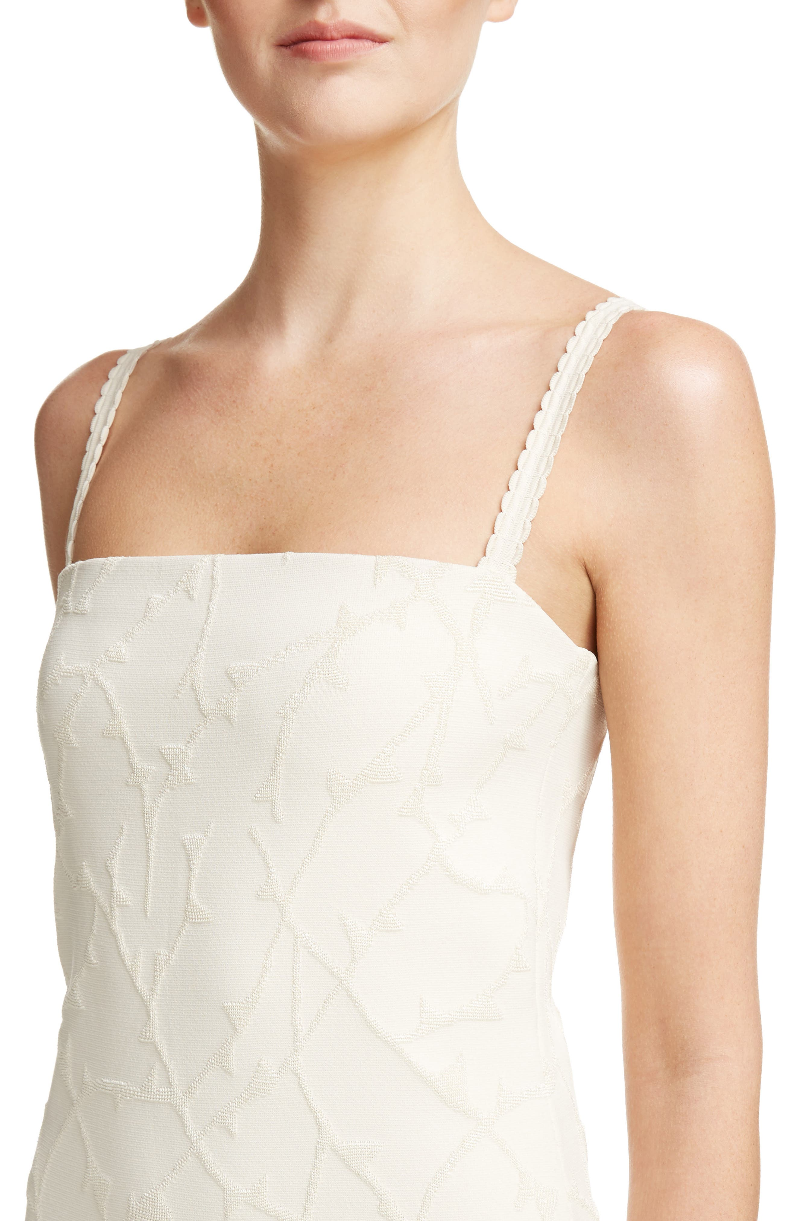 Alternate Image 4  - Loewe Jacquard Knit Dress