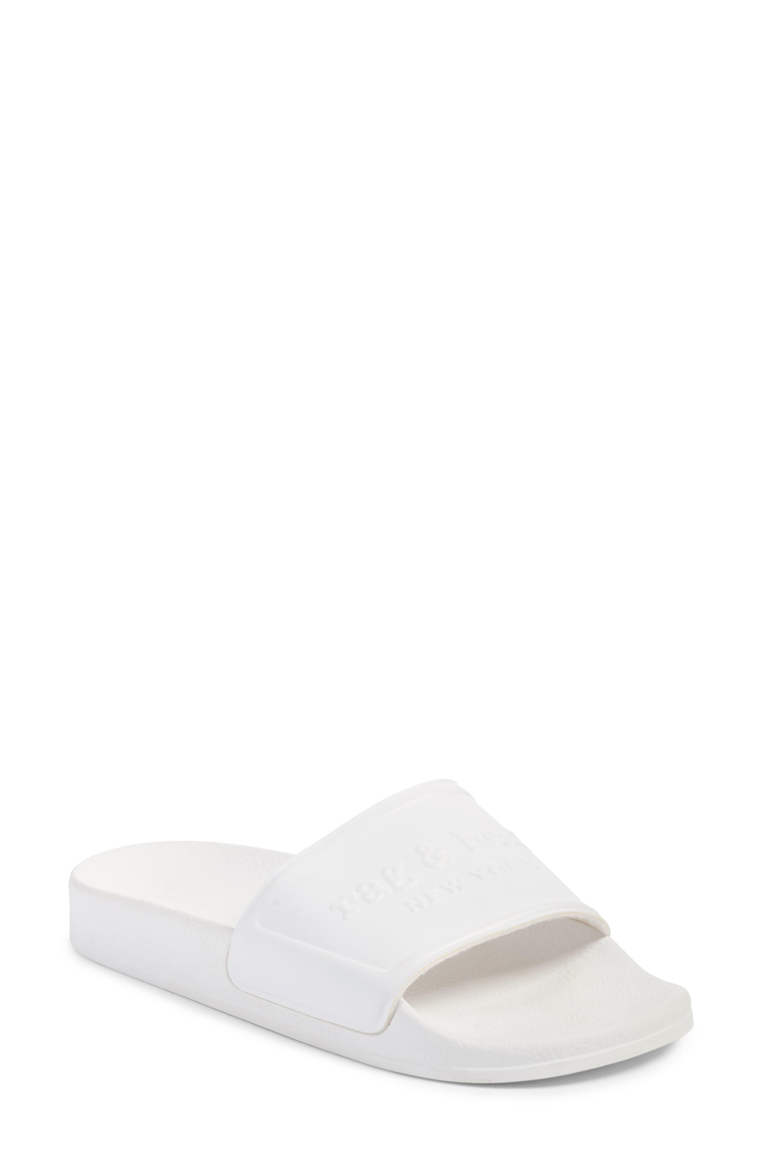 Alternate Image 1 Selected - rag & bone Pool Slide Sandal (Women)