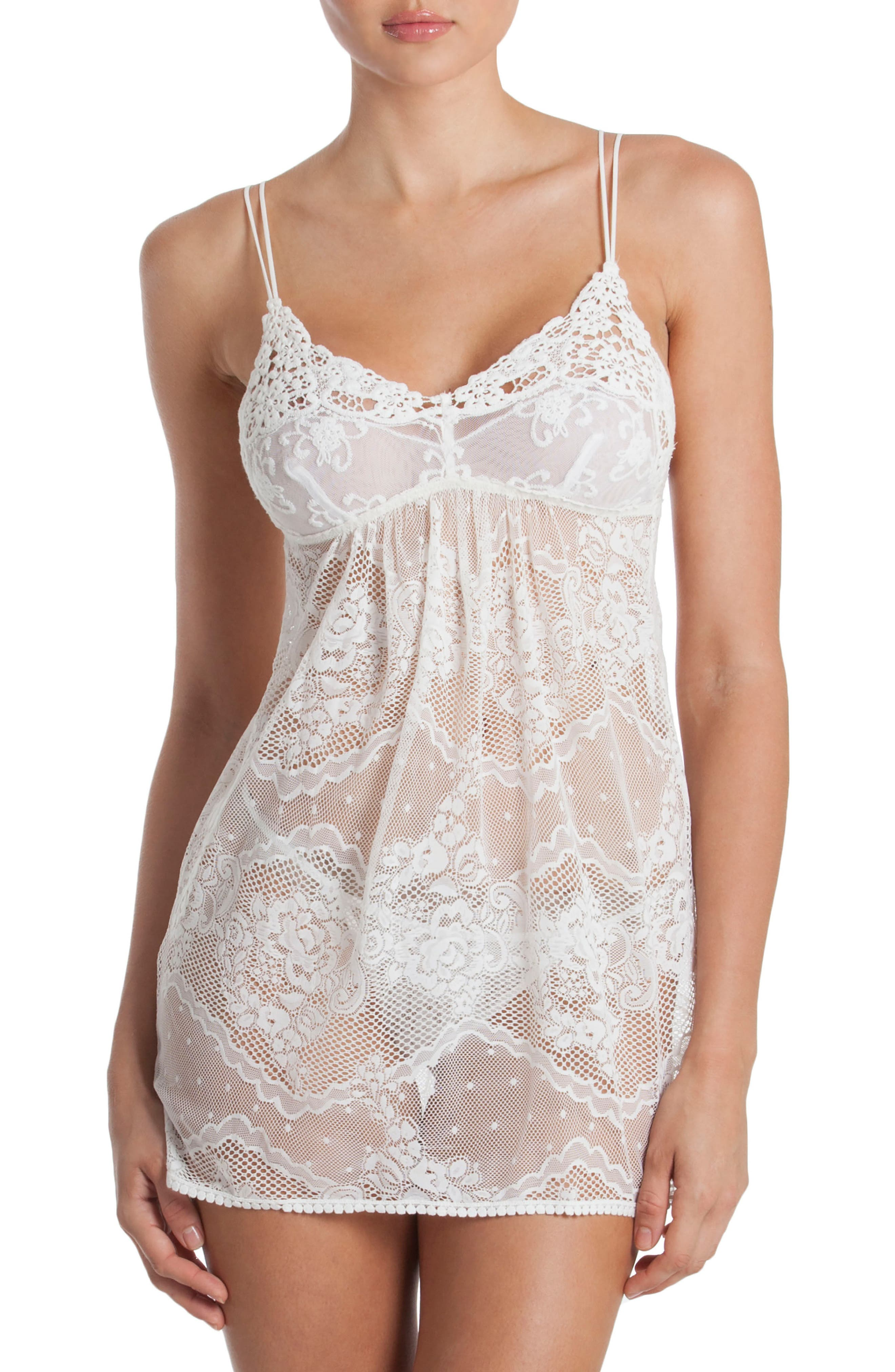 In Bloom by Jonquil Chemise & Panty