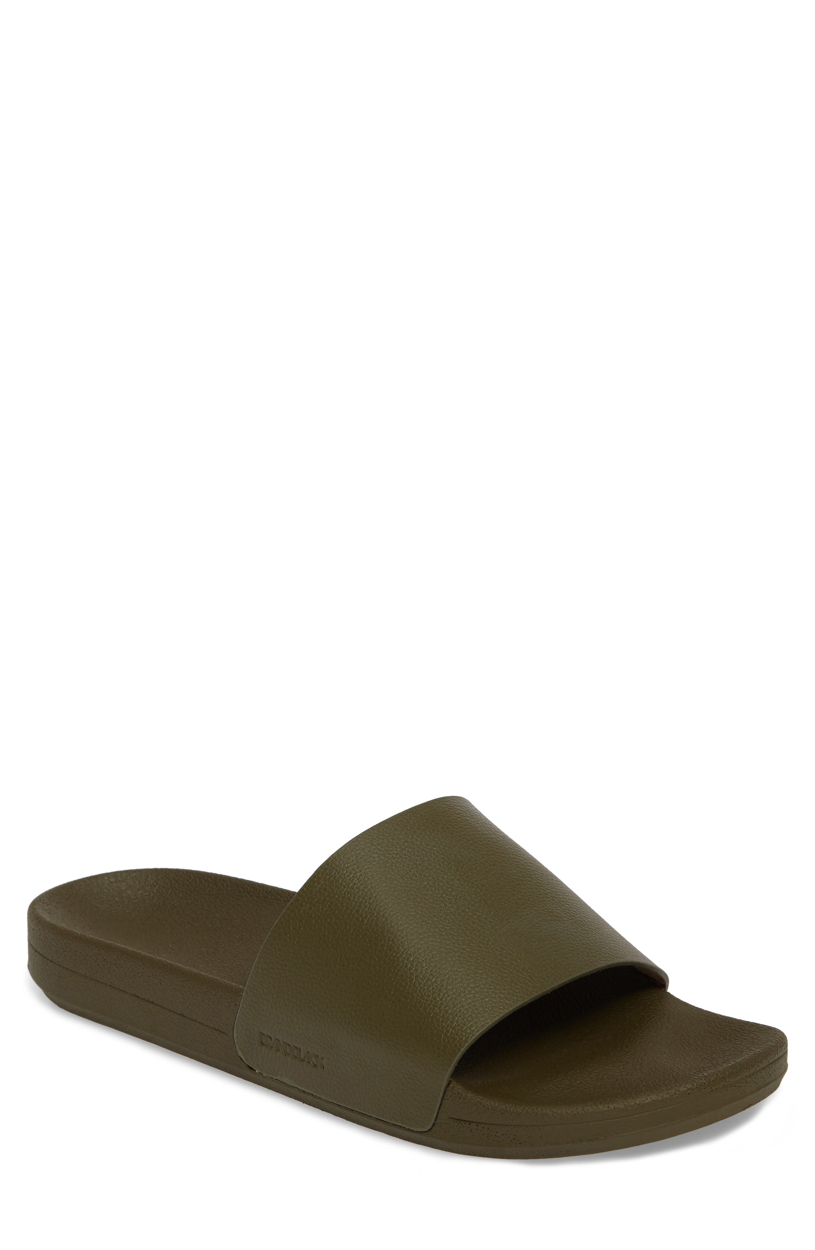BRANDBLACK Kashiba Slide Sandal (Men)