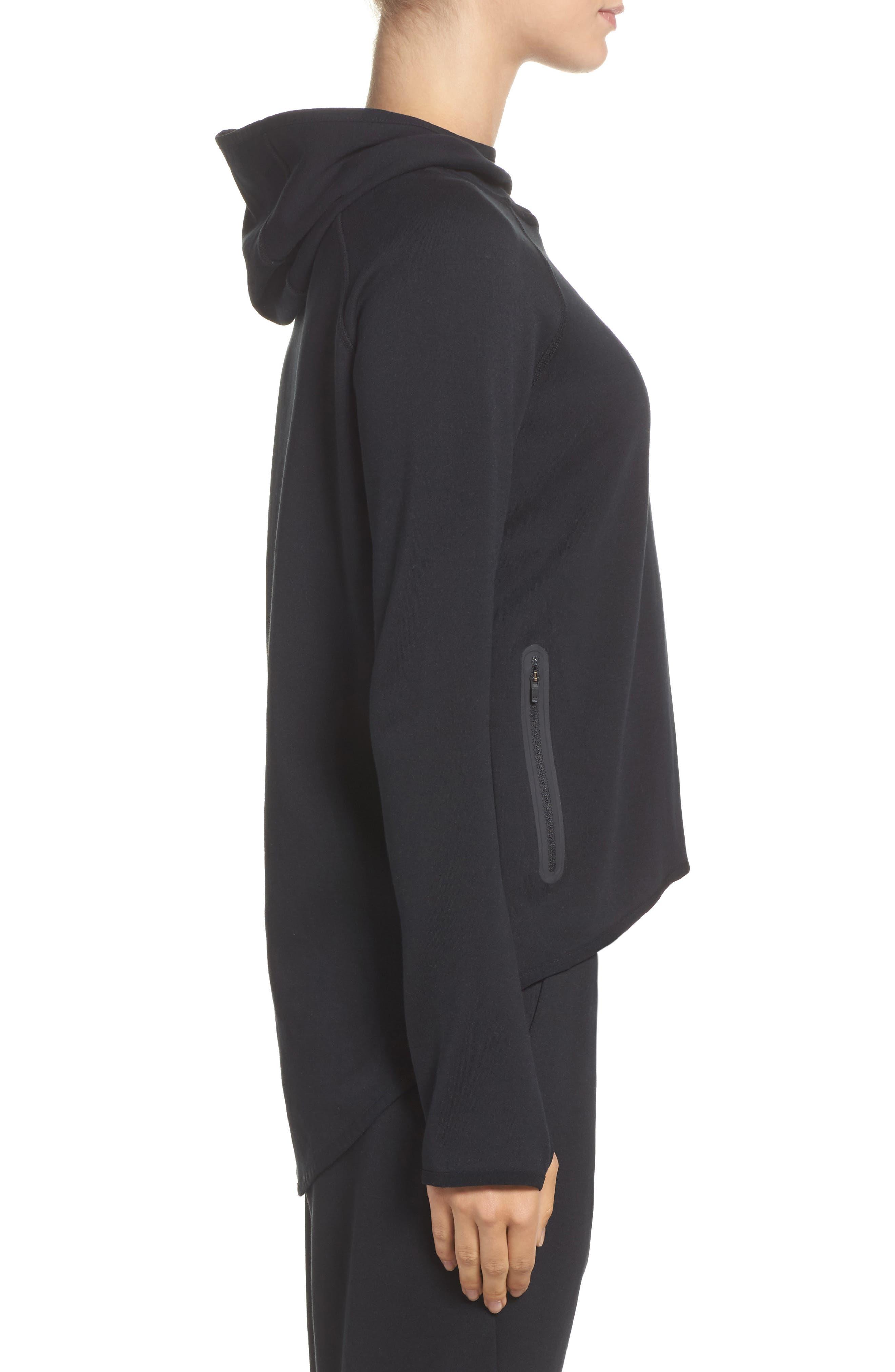 Alternate Image 3  - Nike Tech Fleece Hoodie