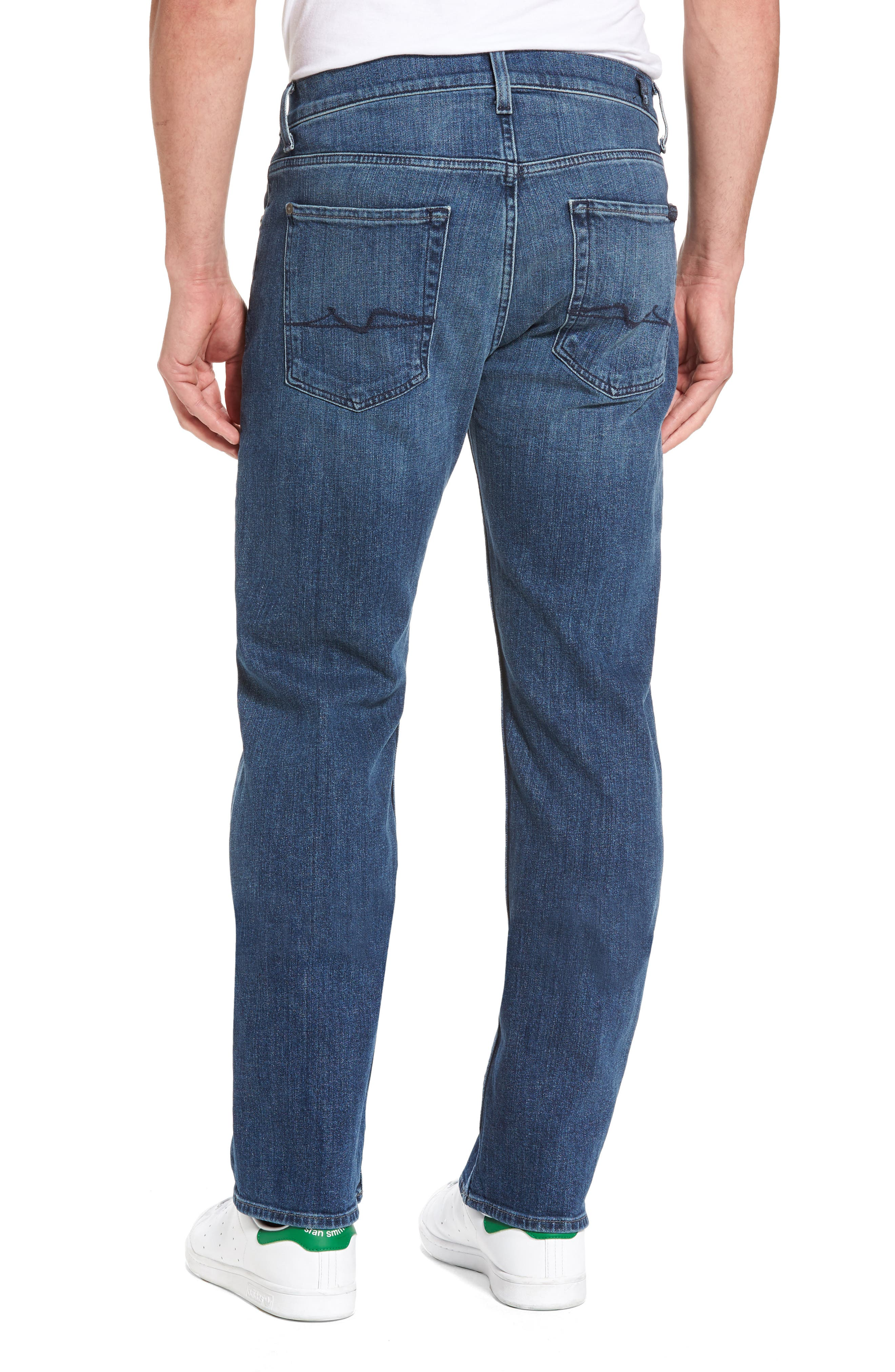 Alternate Image 2  - 7 For All Mankind® Austyn Relaxed Fit Jeans (Townsend)