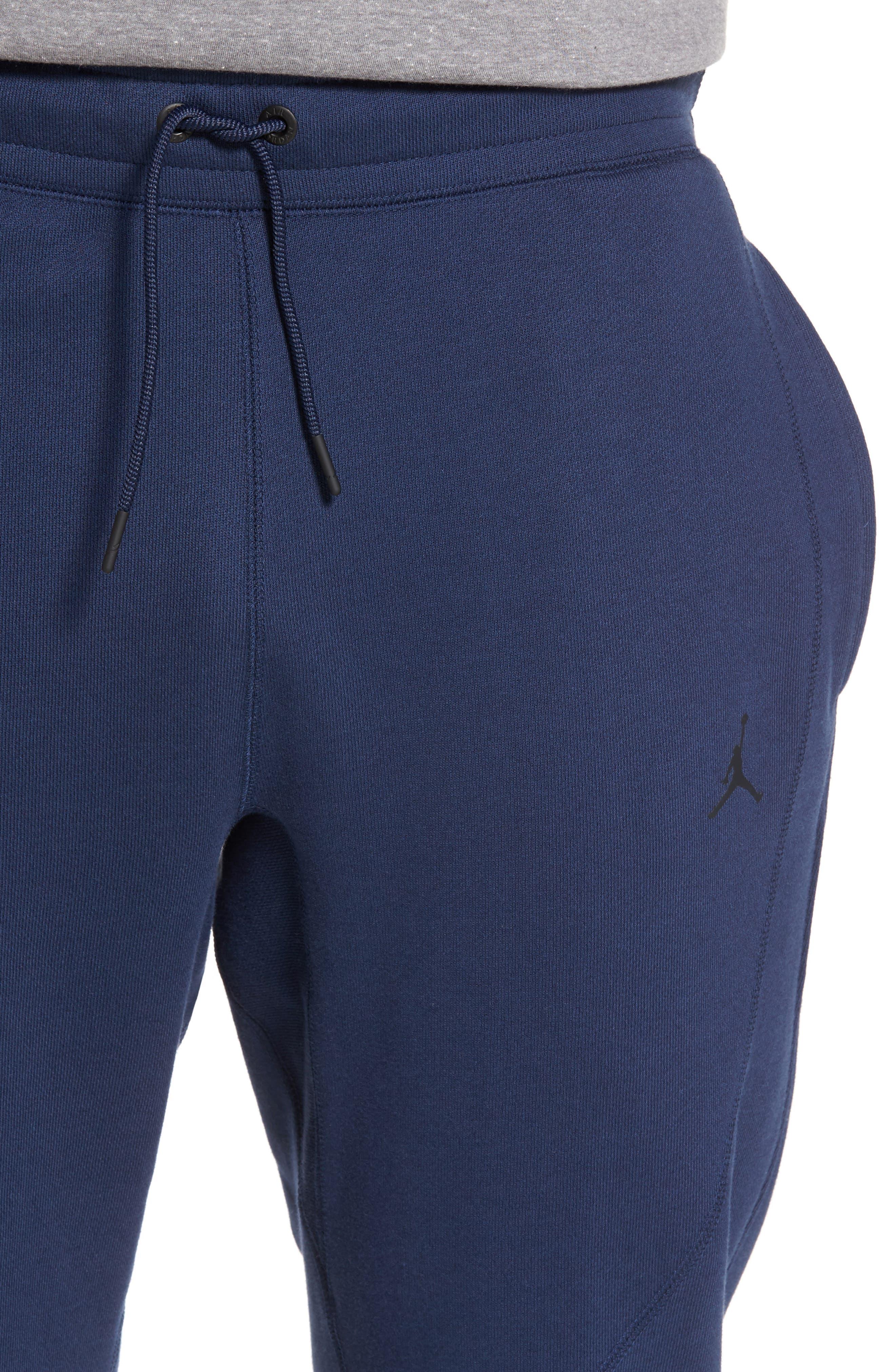 Alternate Image 4  - Nike Jordan Wings Fleece Pants