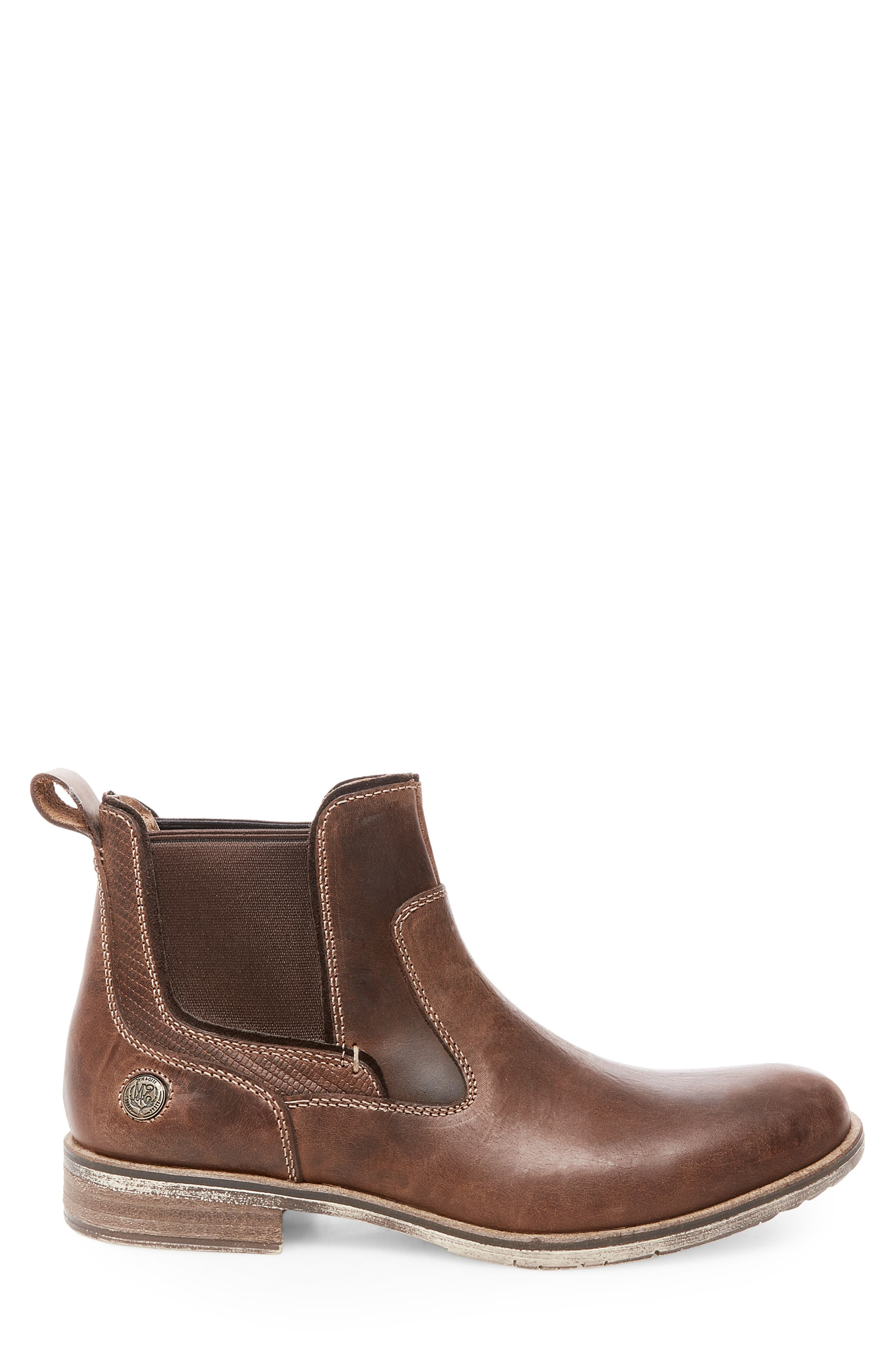 Alternate Image 3  - Steve Madden Nockdown Chelsea Boot (Men)