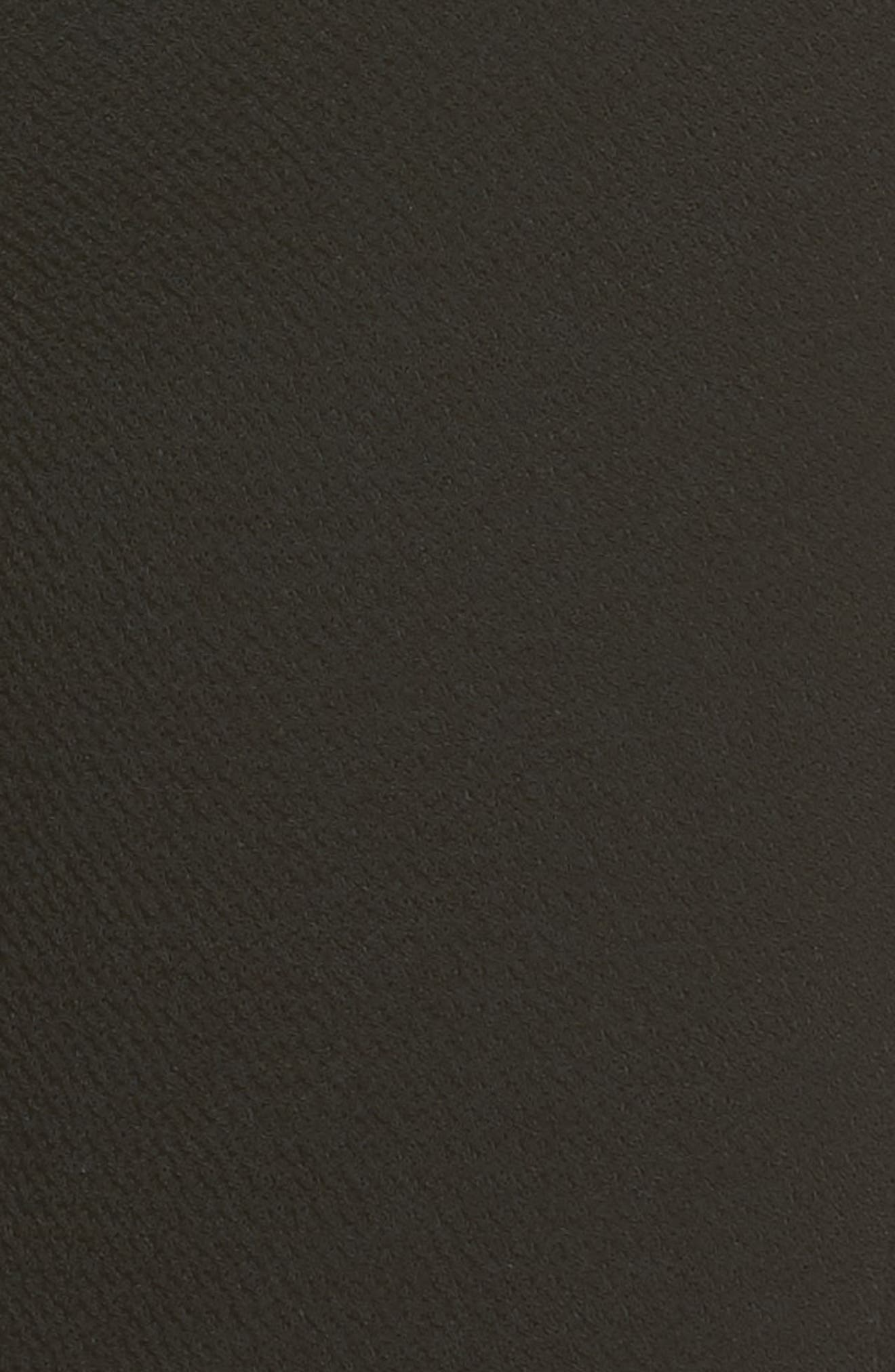 Atestelito Slim Crepe Suit Pants,                             Alternate thumbnail 5, color,                             Black