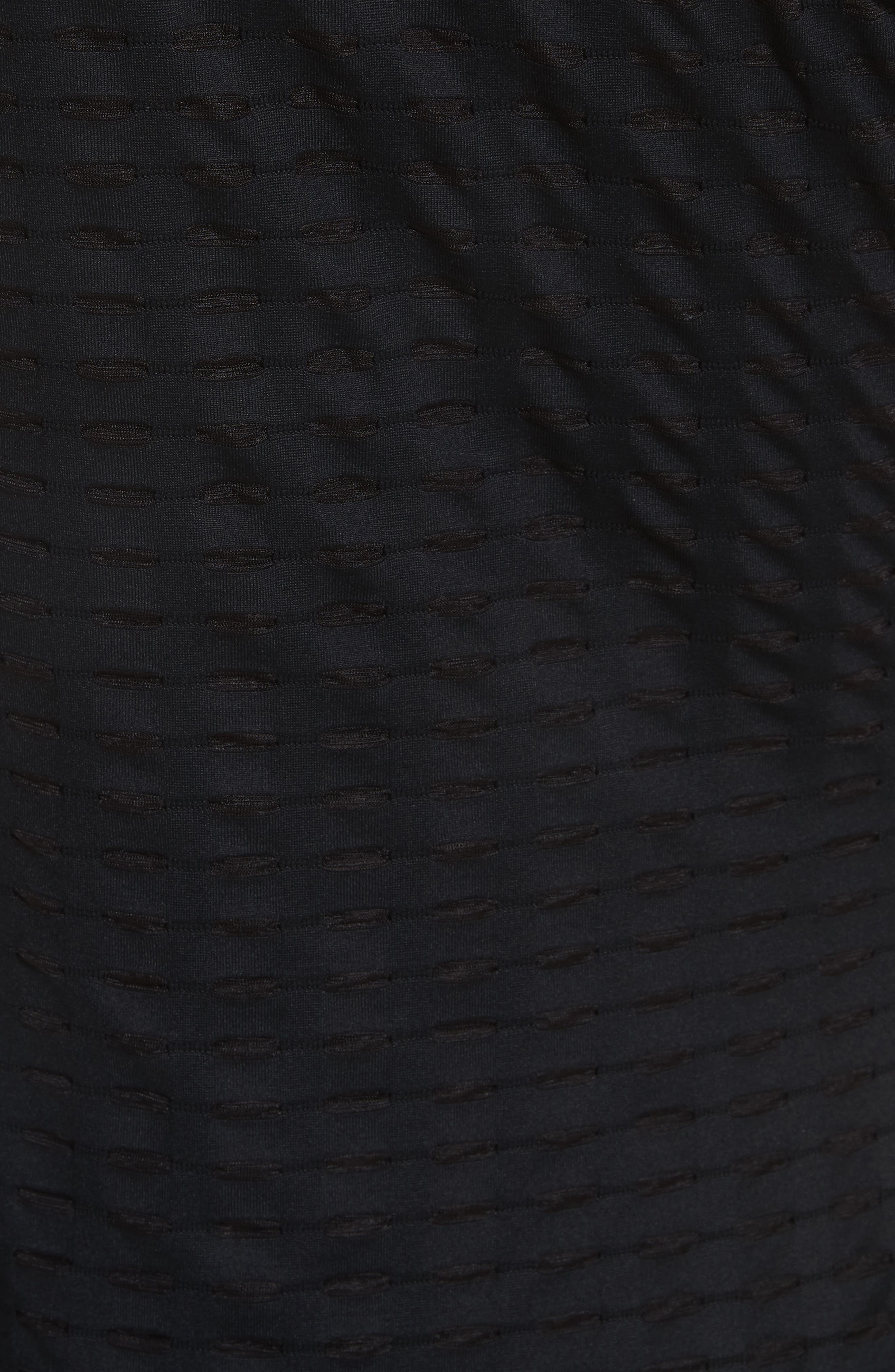 Alternate Image 5  - Twenty One-Shoulder Minidress