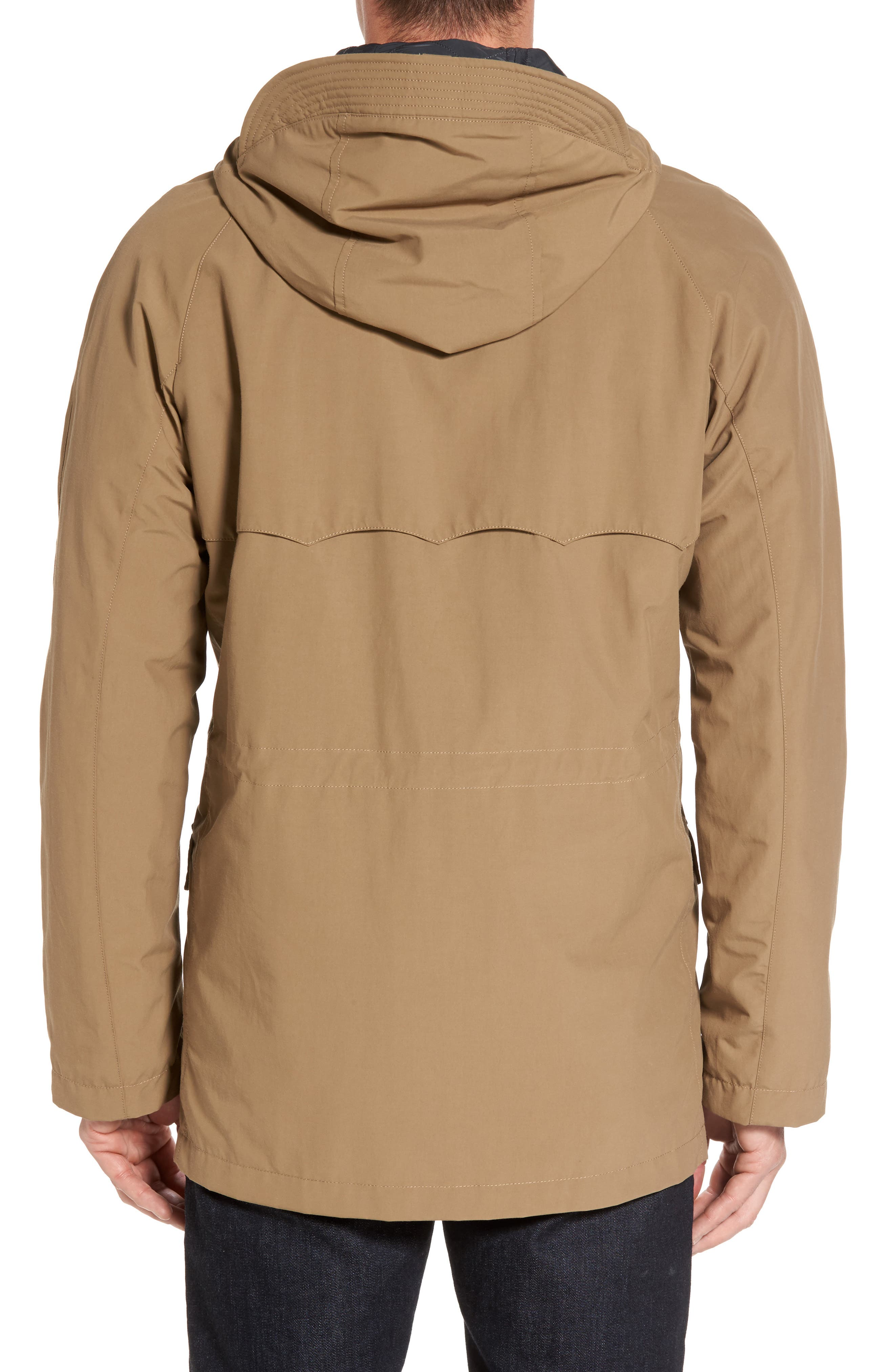 Alternate Image 2  - Baracuta Knott Waterproof Parka