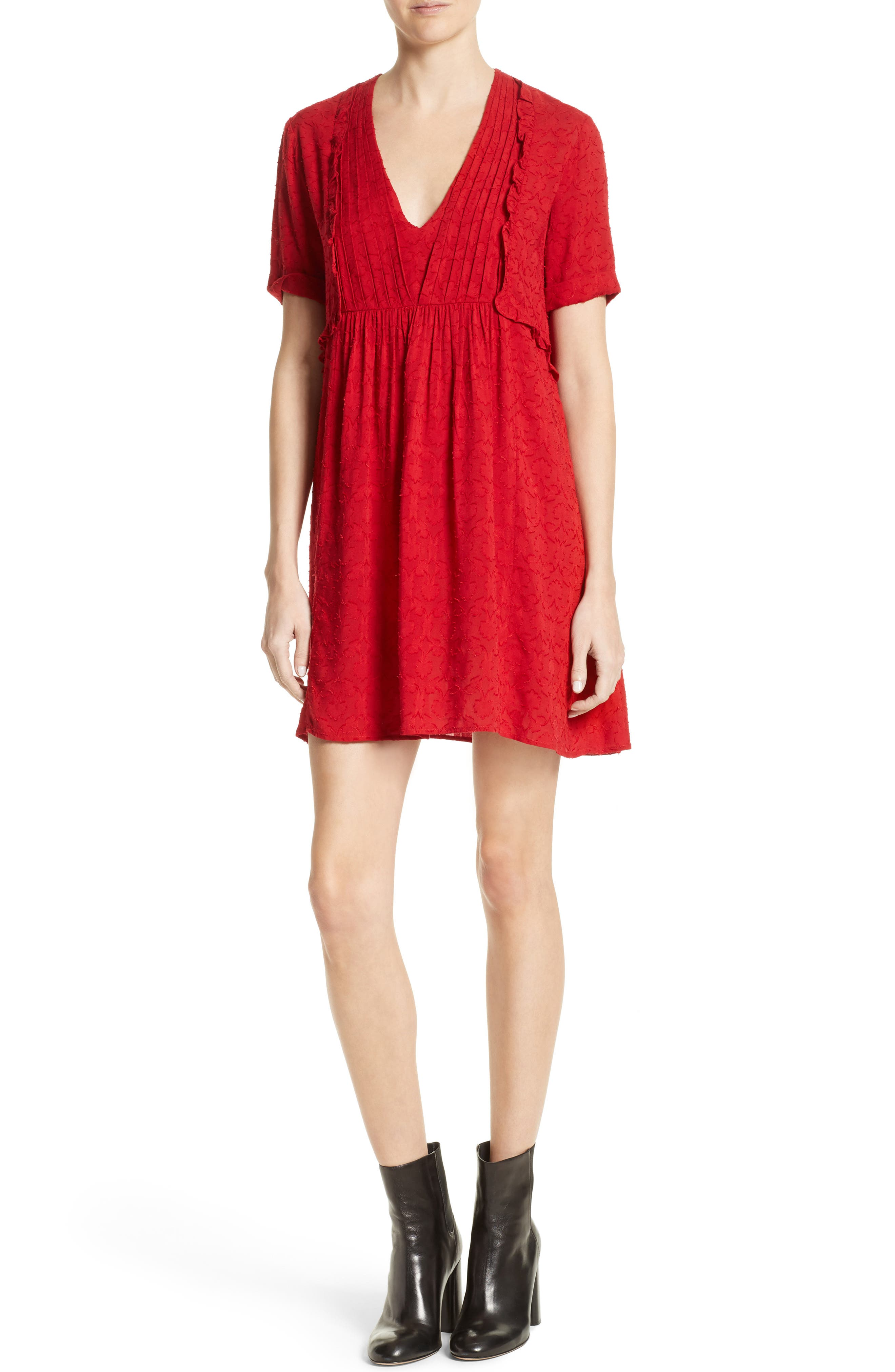 The Kooples Ruffle Dress