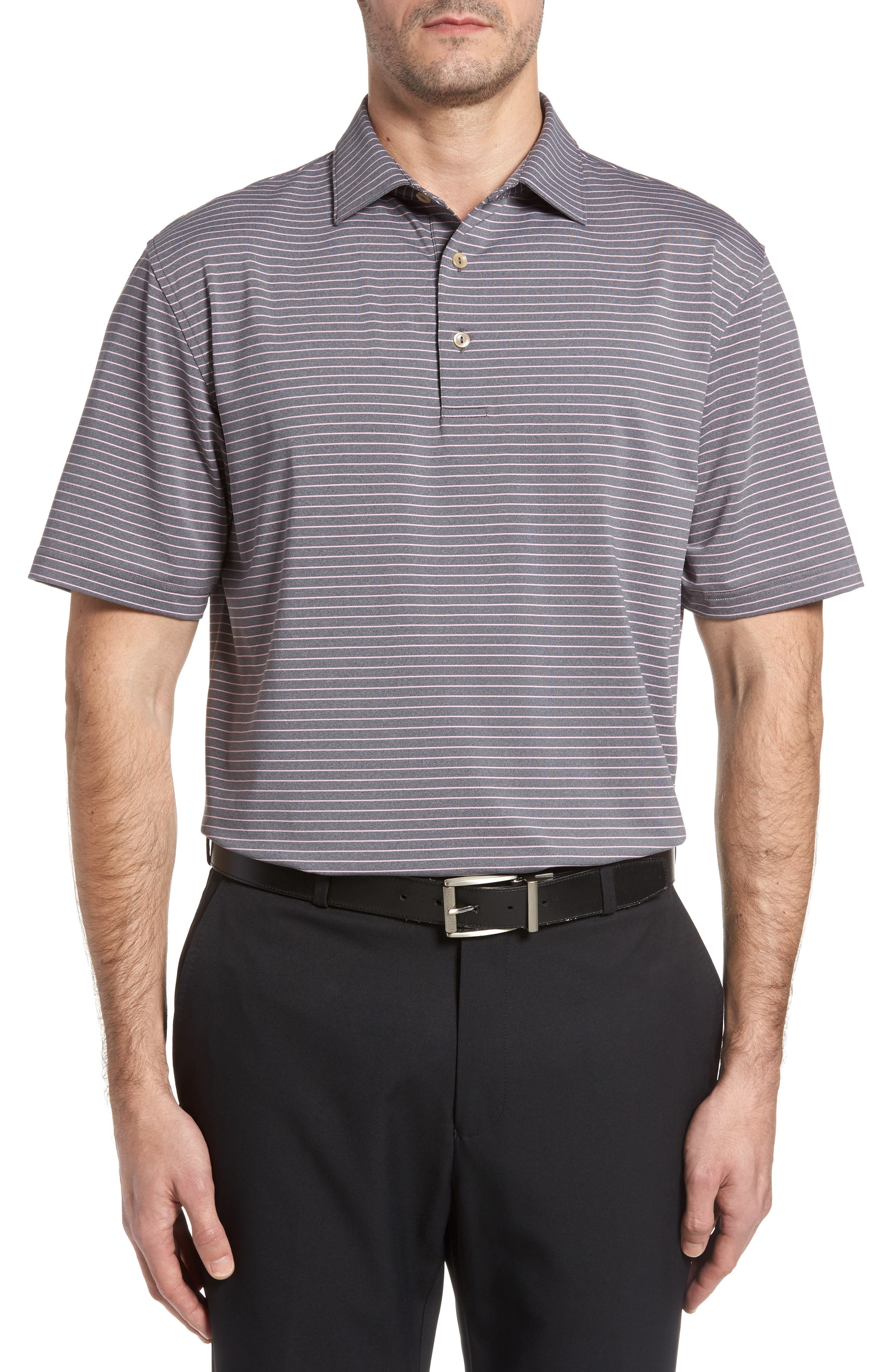 Peter Millar Stripe Polo