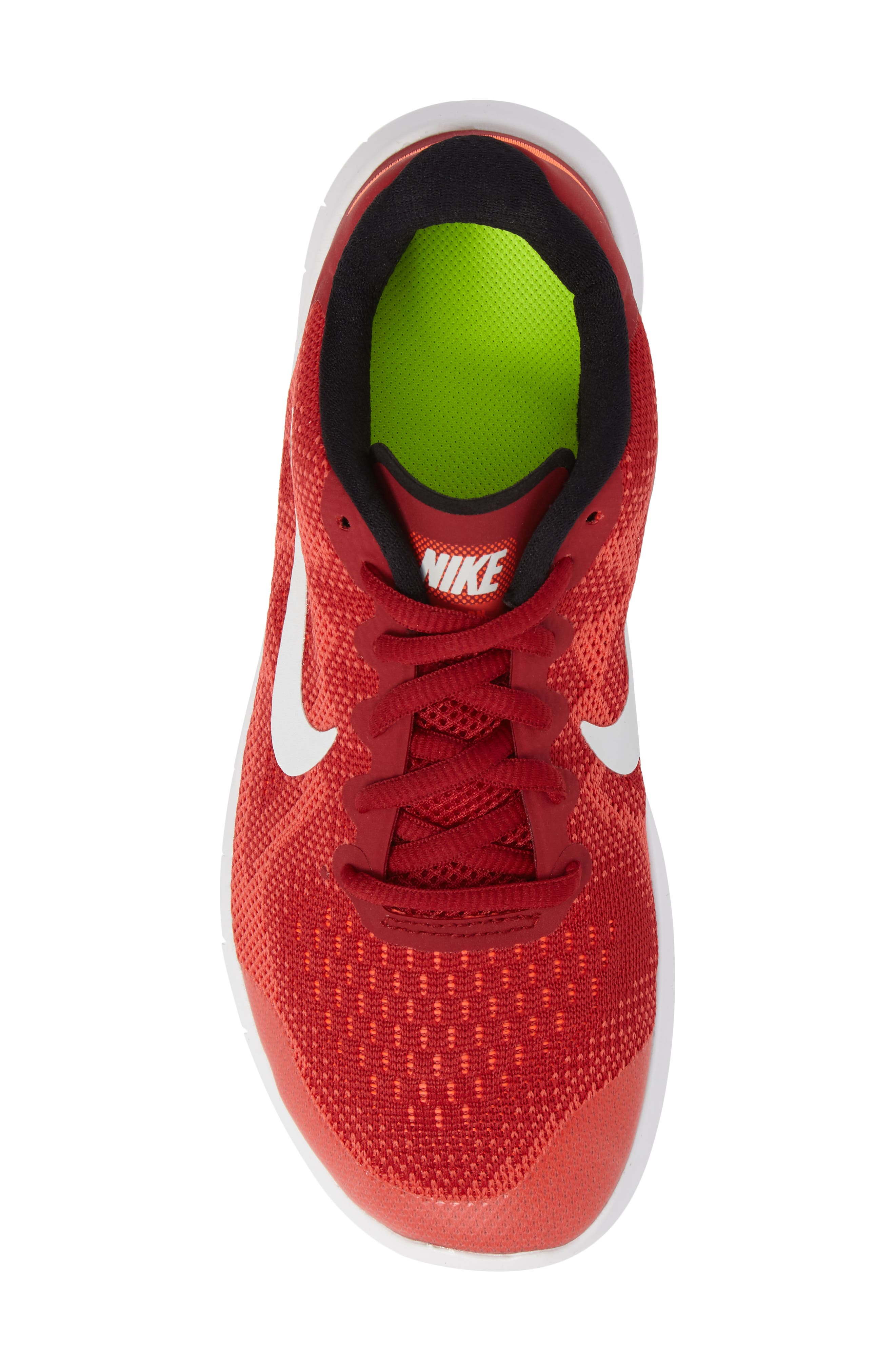 Alternate Image 5  - Nike Free RN Running Shoe (Toddler, Little Kid & Big Kid)