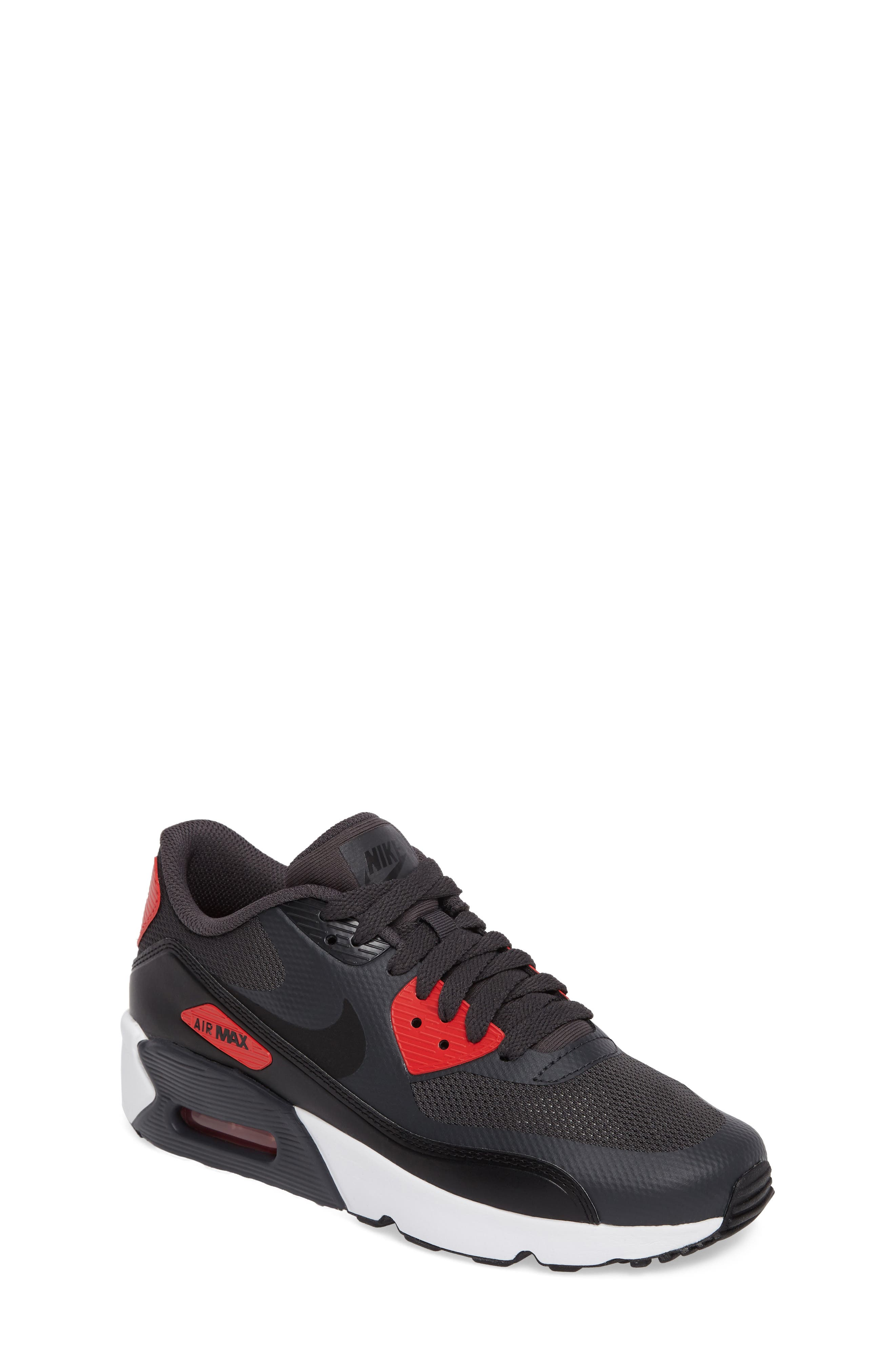 Alternate Image 1 Selected - Nike Air Max 90 Ultra 2.0 Sneaker (Big Kid)