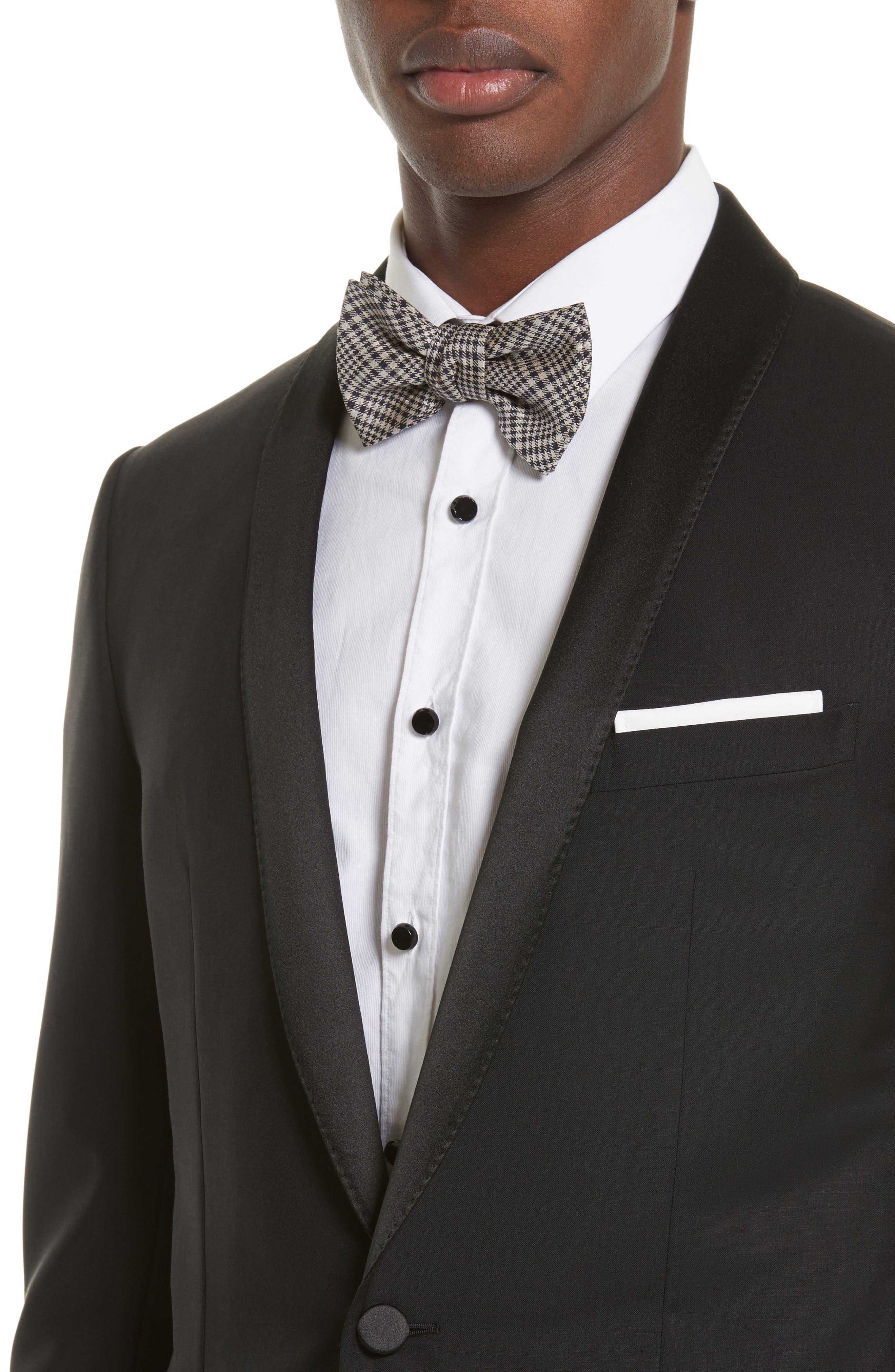 Alternate Image 4  - Lanvin Shawl Lapel Wool Blend Tuxedo