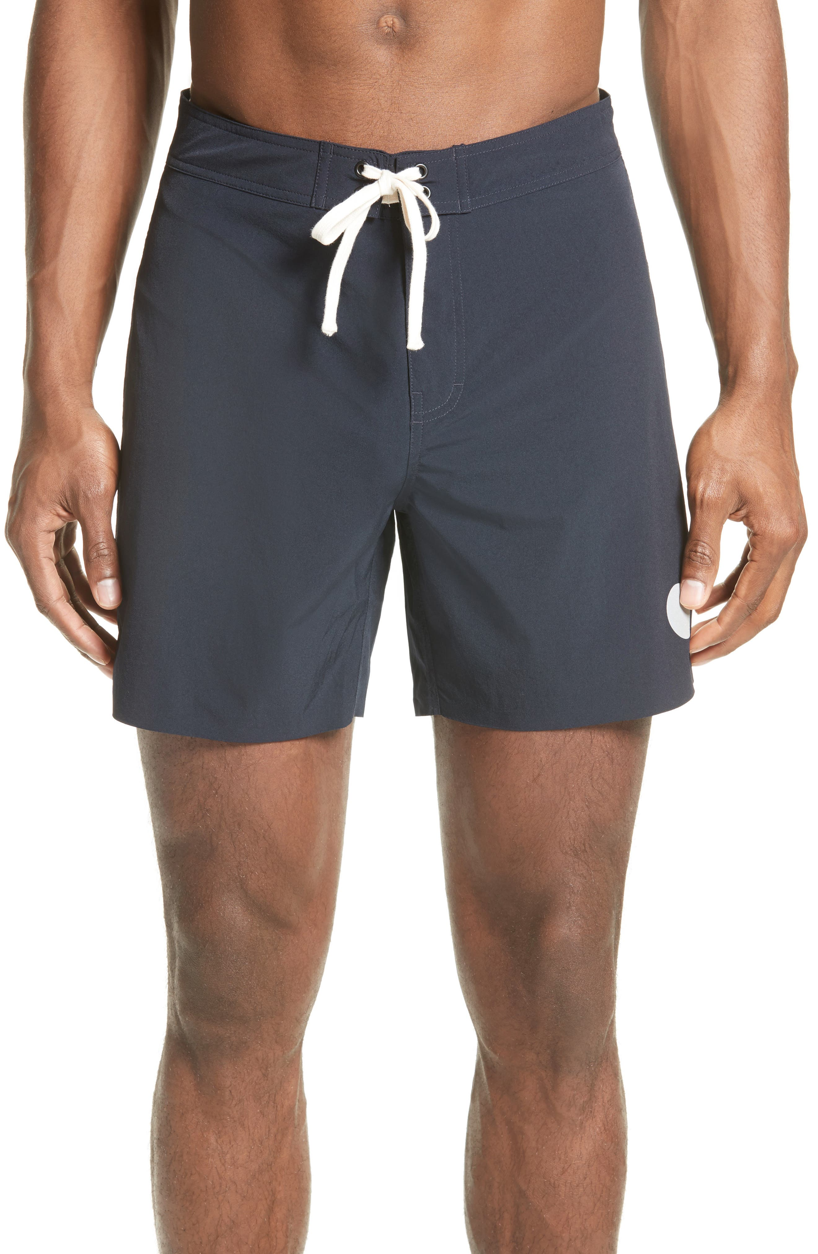 Swim Shorts,                         Main,                         color, Midnight