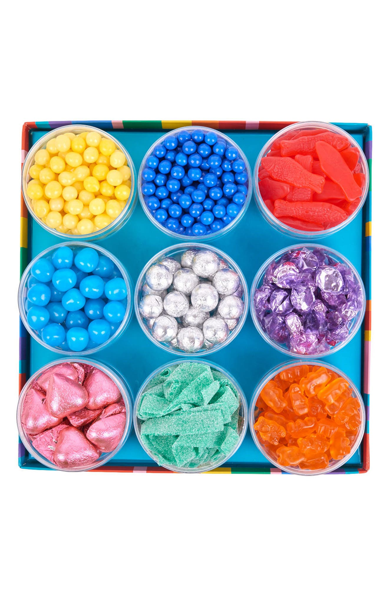 Alternate Image 2  - Dylan's Candy Bar Stack-A-Round Deluxe 9-Pack Signature Gift Set