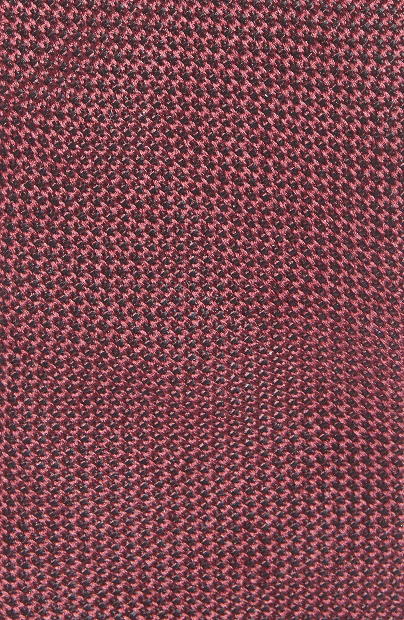 Alternate Image 2  - Ted Baker London Solid Silk Tie