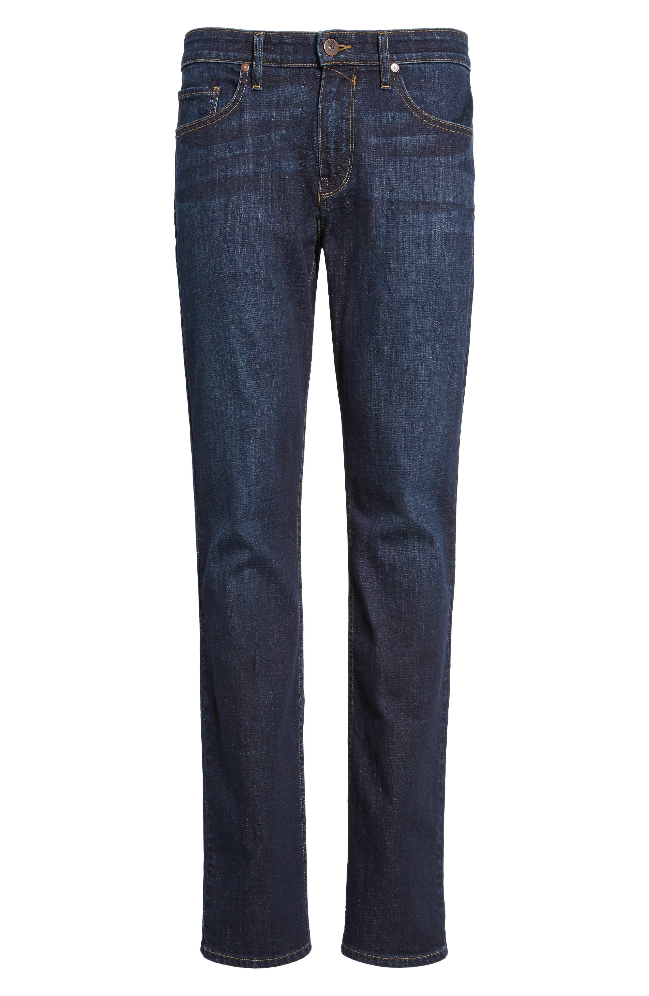 Federal Slim Straight Fit Jeans,                             Alternate thumbnail 6, color,                             Ralston
