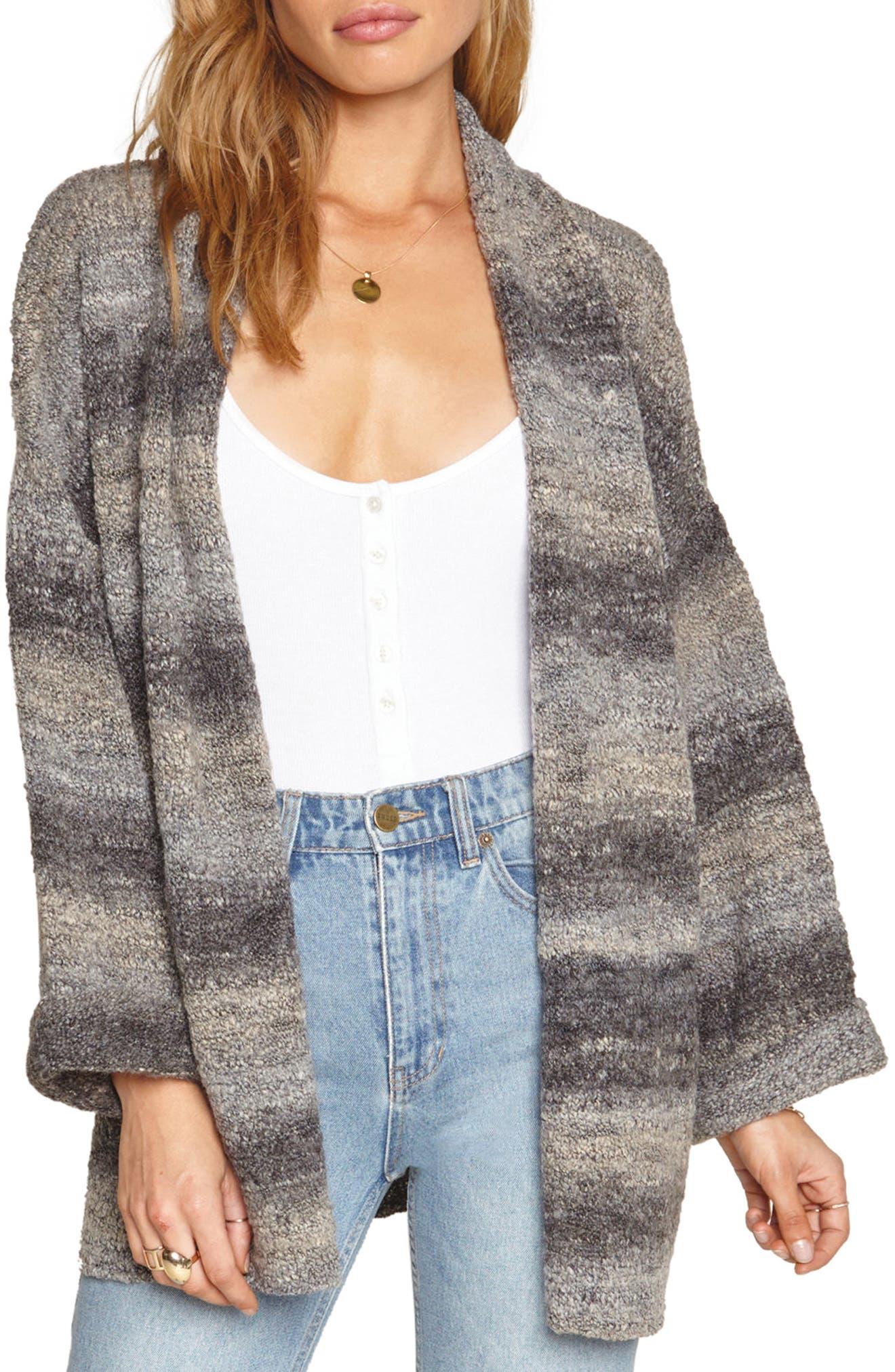 Main Image - Amuse Society Beckett Stripe Sweater