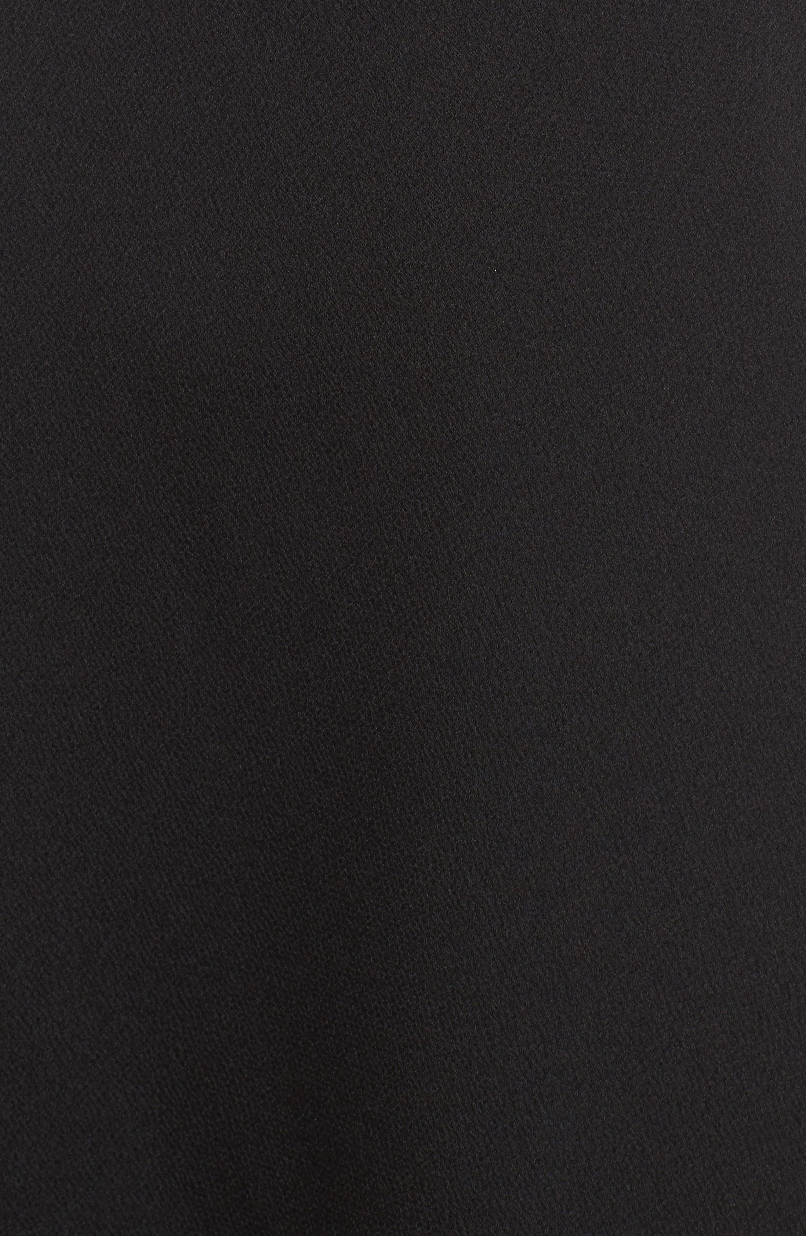 Alternate Image 6  - Keepsake the Label Sidelines Chiffon Midi Dress
