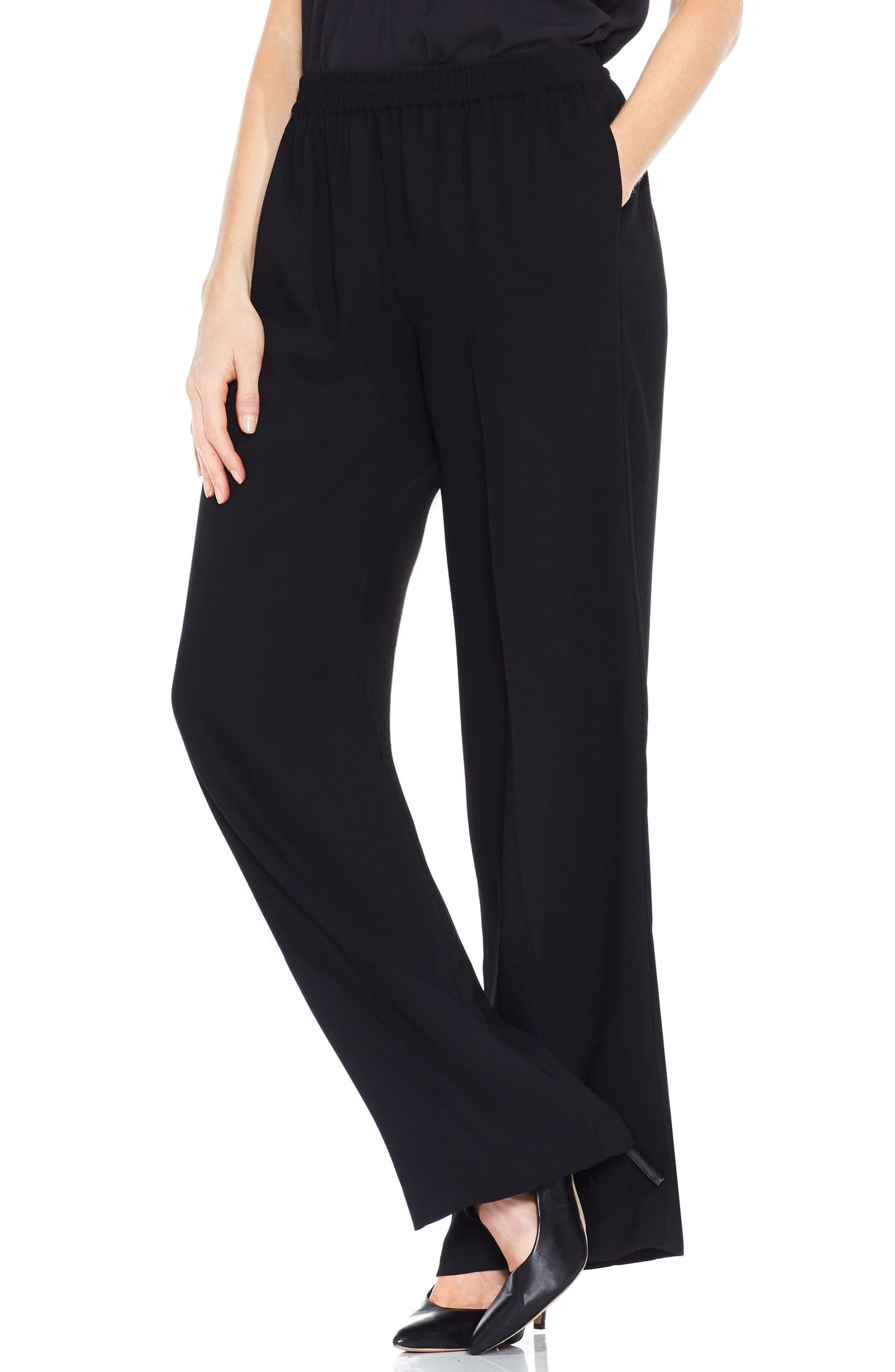 Alternate Image 1 Selected - Vince Camuto Wide Leg Pants