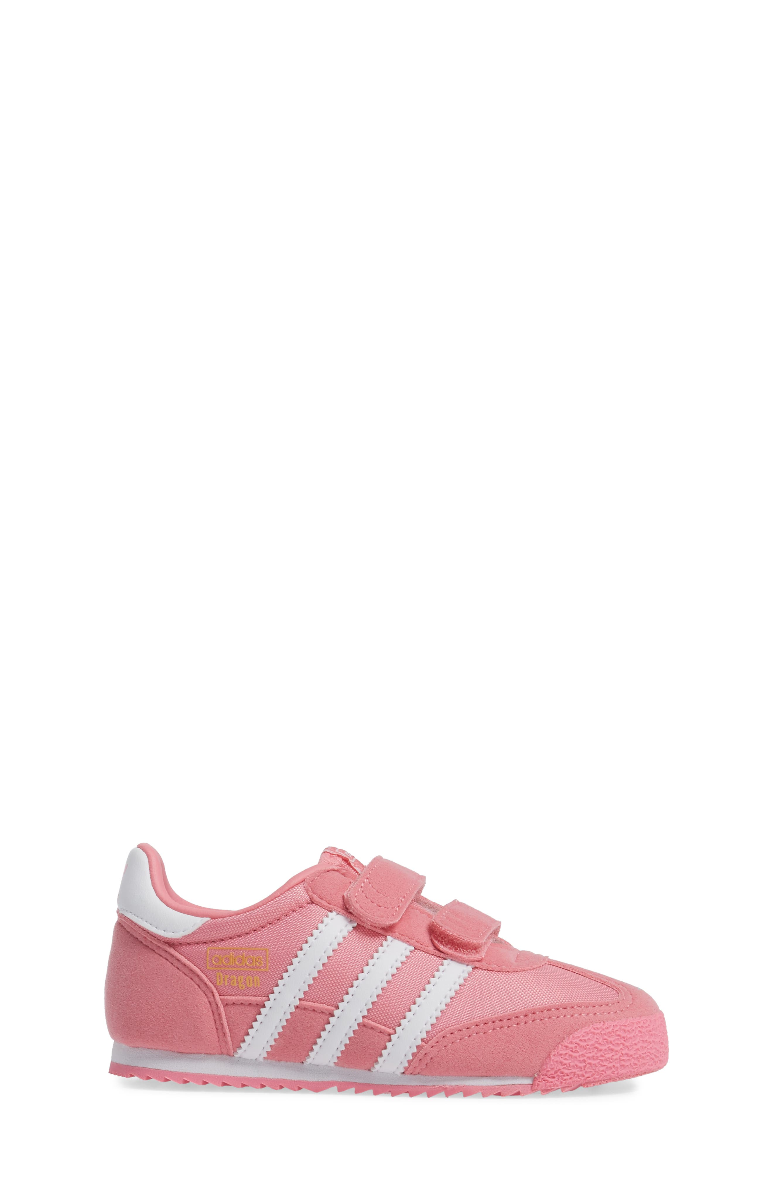 Dragon OG CF Athletic Shoe,                             Alternate thumbnail 3, color,                             Easy Pink/ White