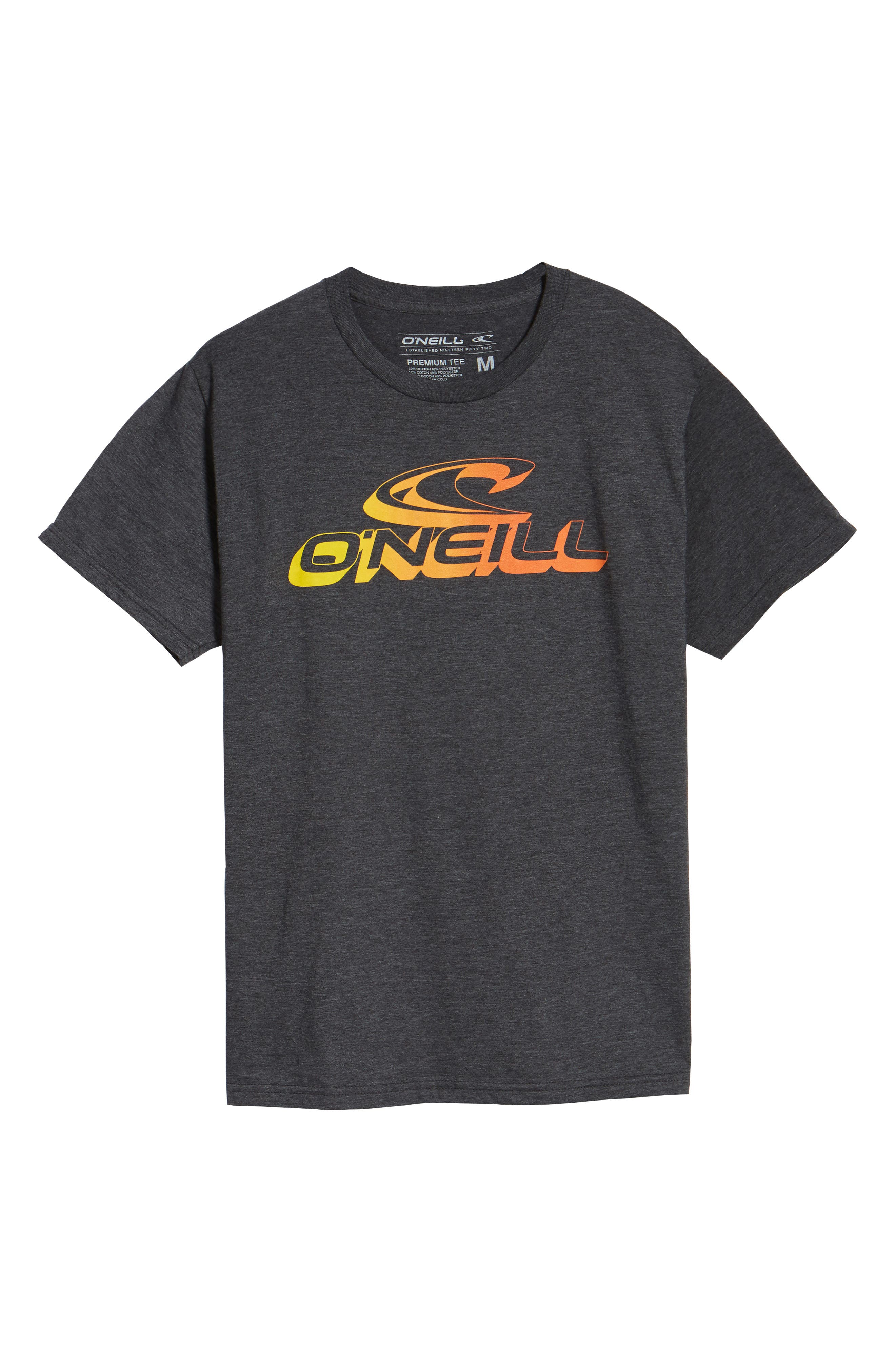 Alternate Image 6  - O'Neill Extra Logo Graphic T-Shirt