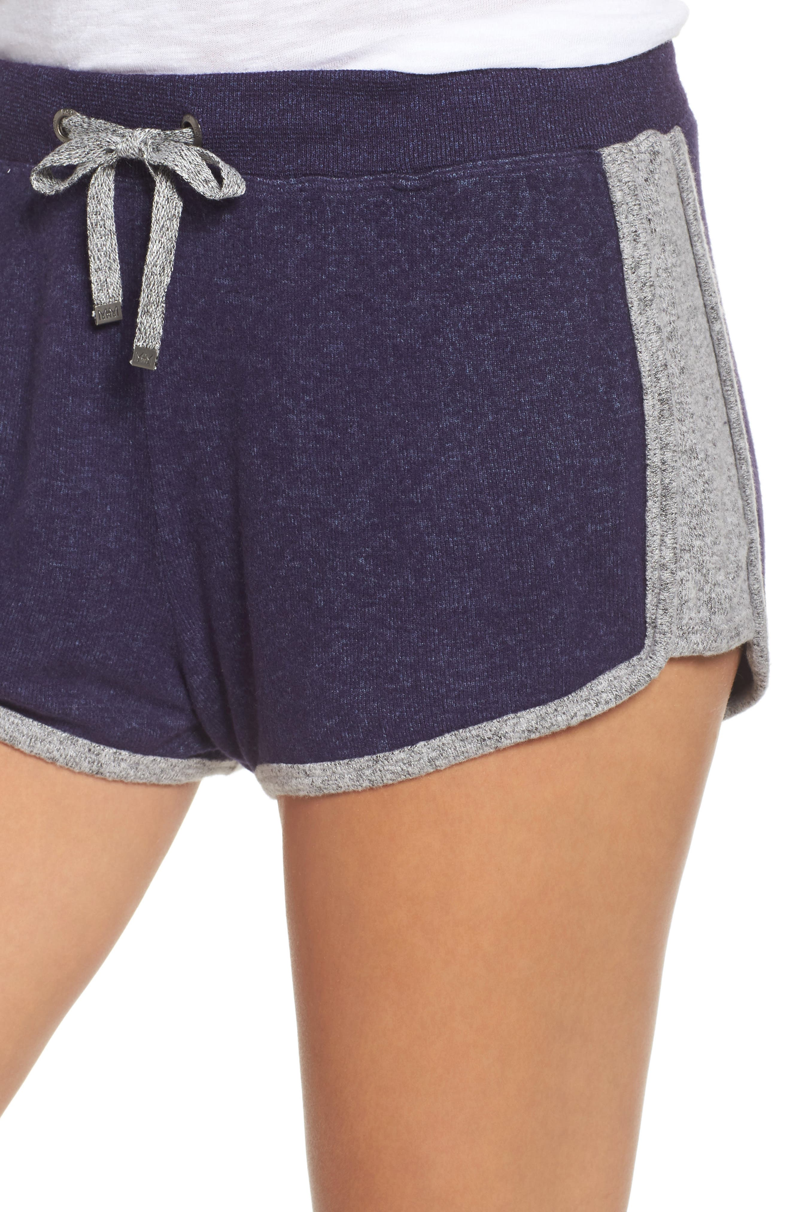 Alternate Image 6  - Make + Model Bring It On Lounge Shorts