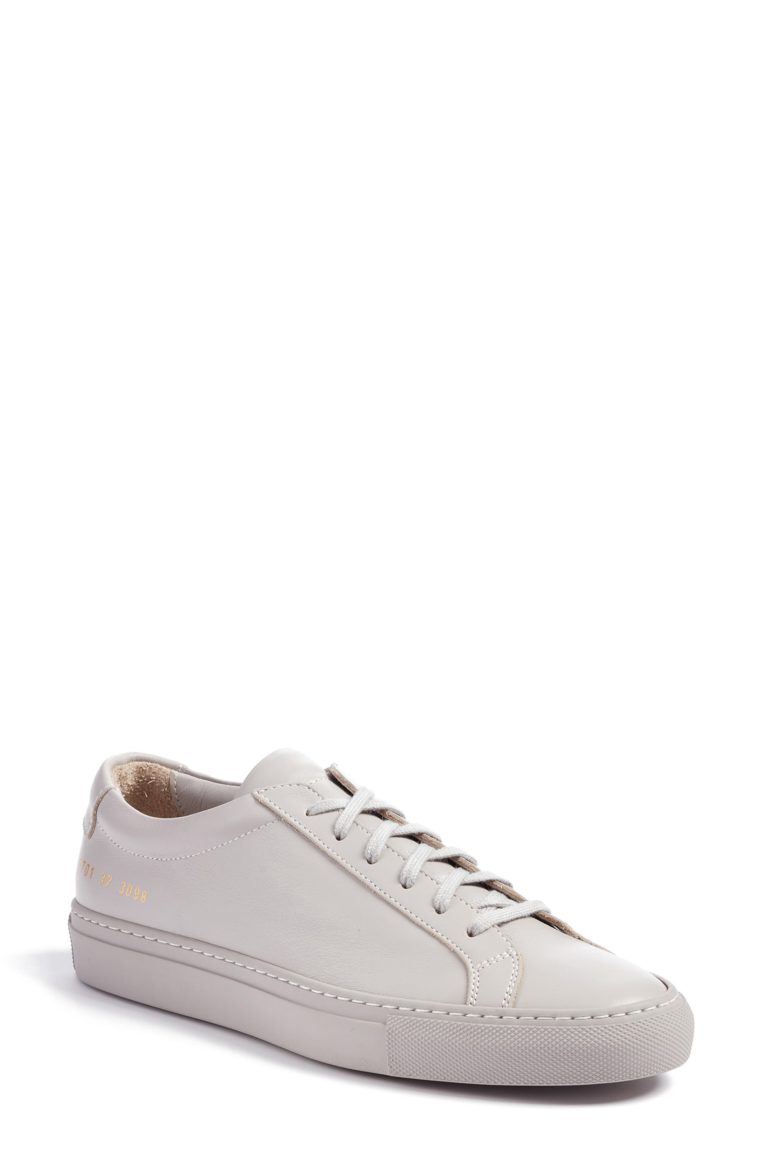 Alternate Image 1 Selected - Common Projects Original Achilles Sneaker (Women)