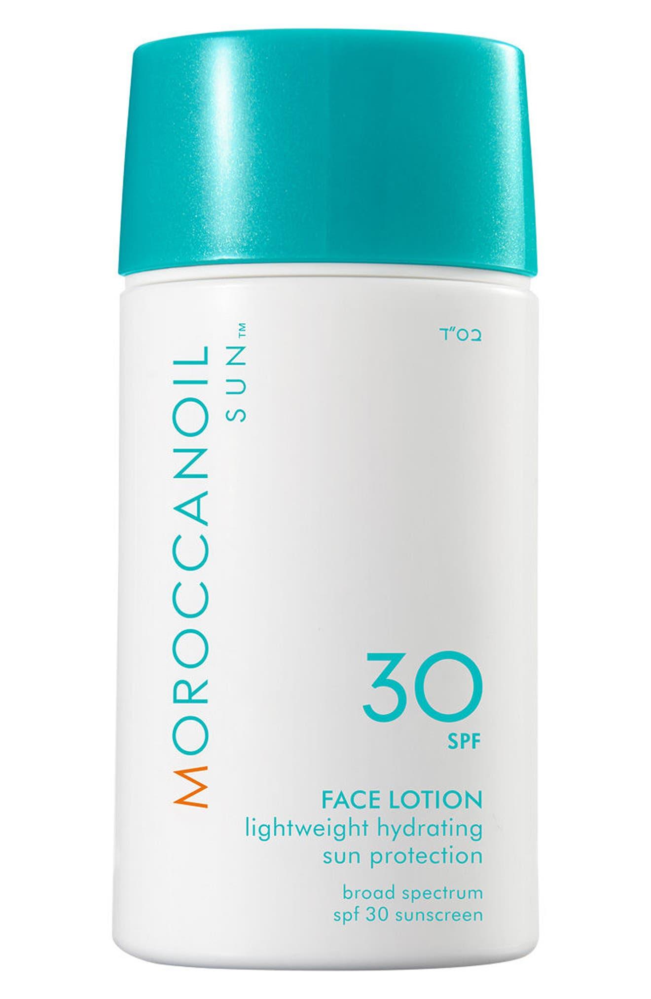 MOROCCANOIL® Face Lotion SPF 30