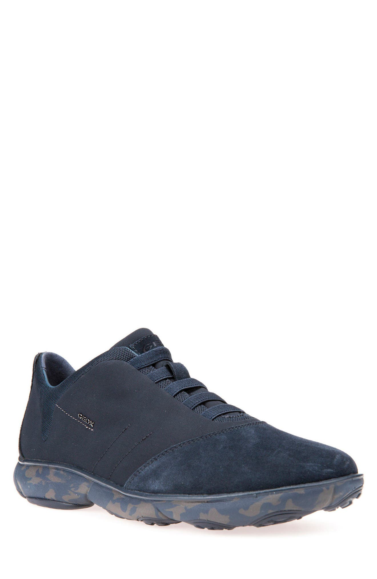 Geox 'Nebula 17' Slip-On Sneaker (Men)