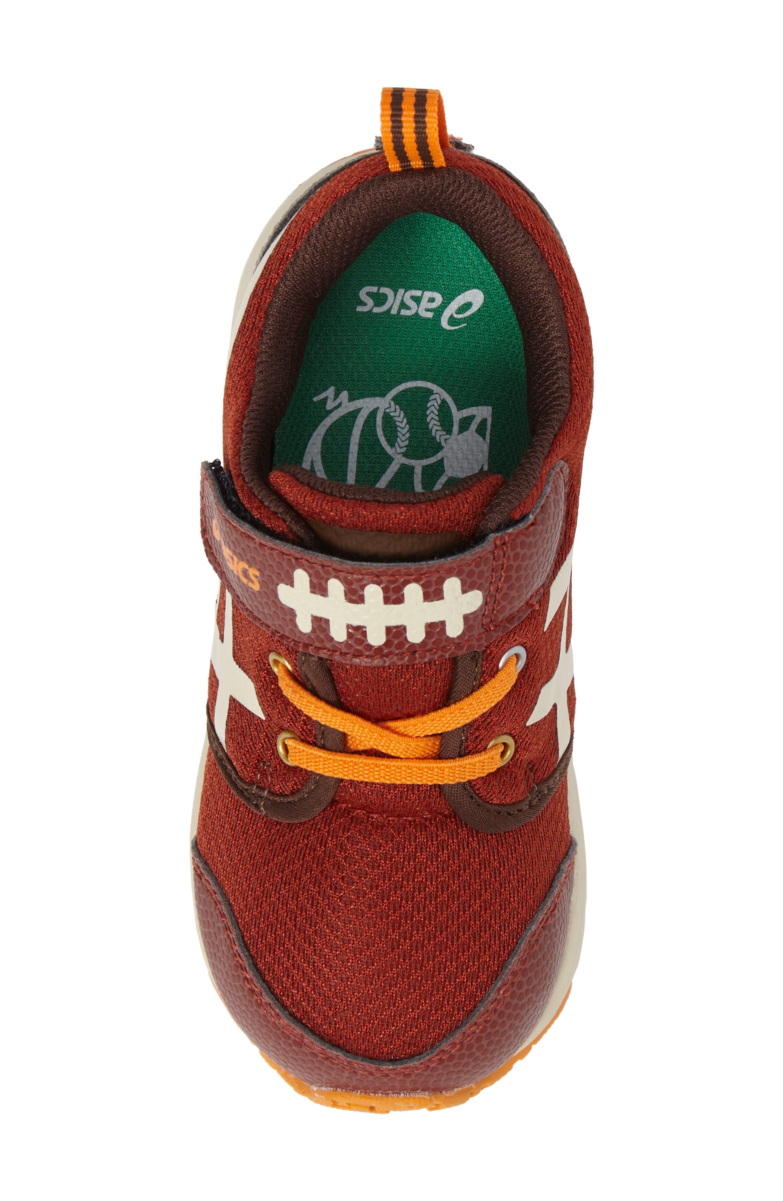 Alternate Image 5  - ASICS® School Yard™ TS Sneaker (Baby, Walker & Toddler)