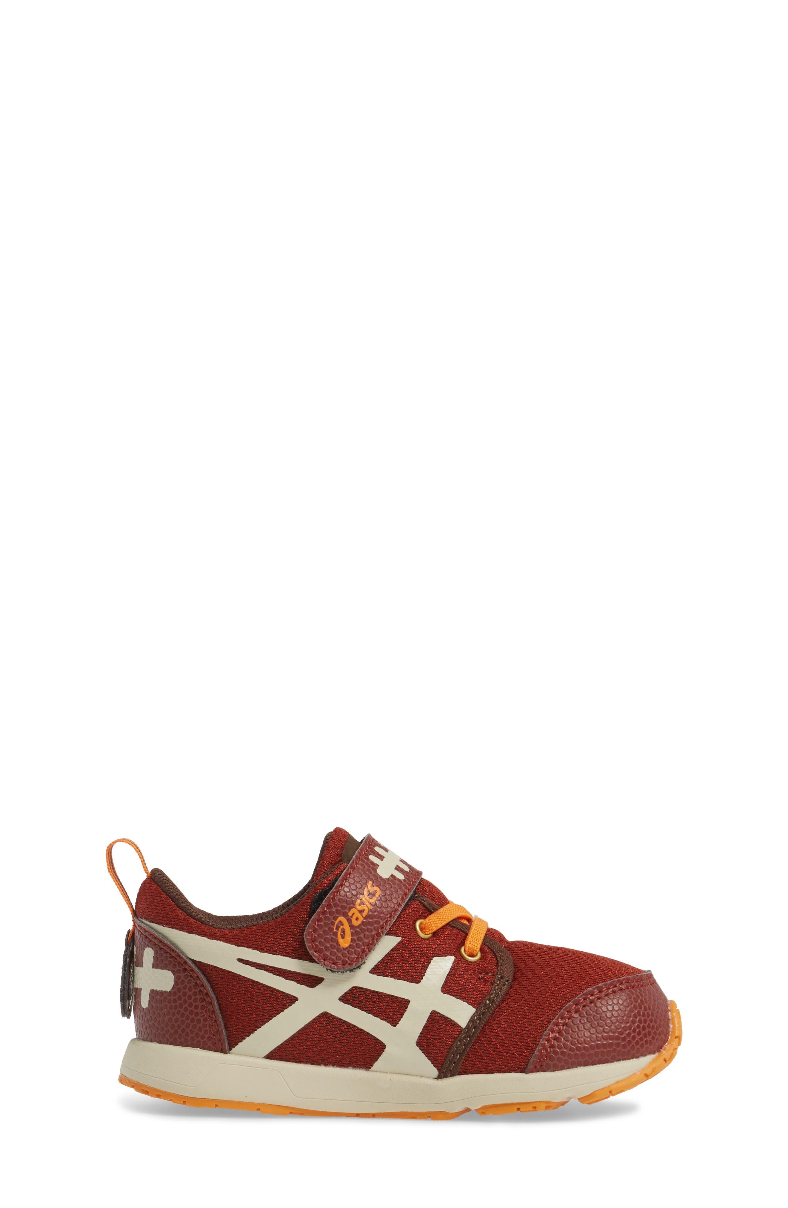 Alternate Image 3  - ASICS® School Yard™ TS Sneaker (Baby, Walker & Toddler)