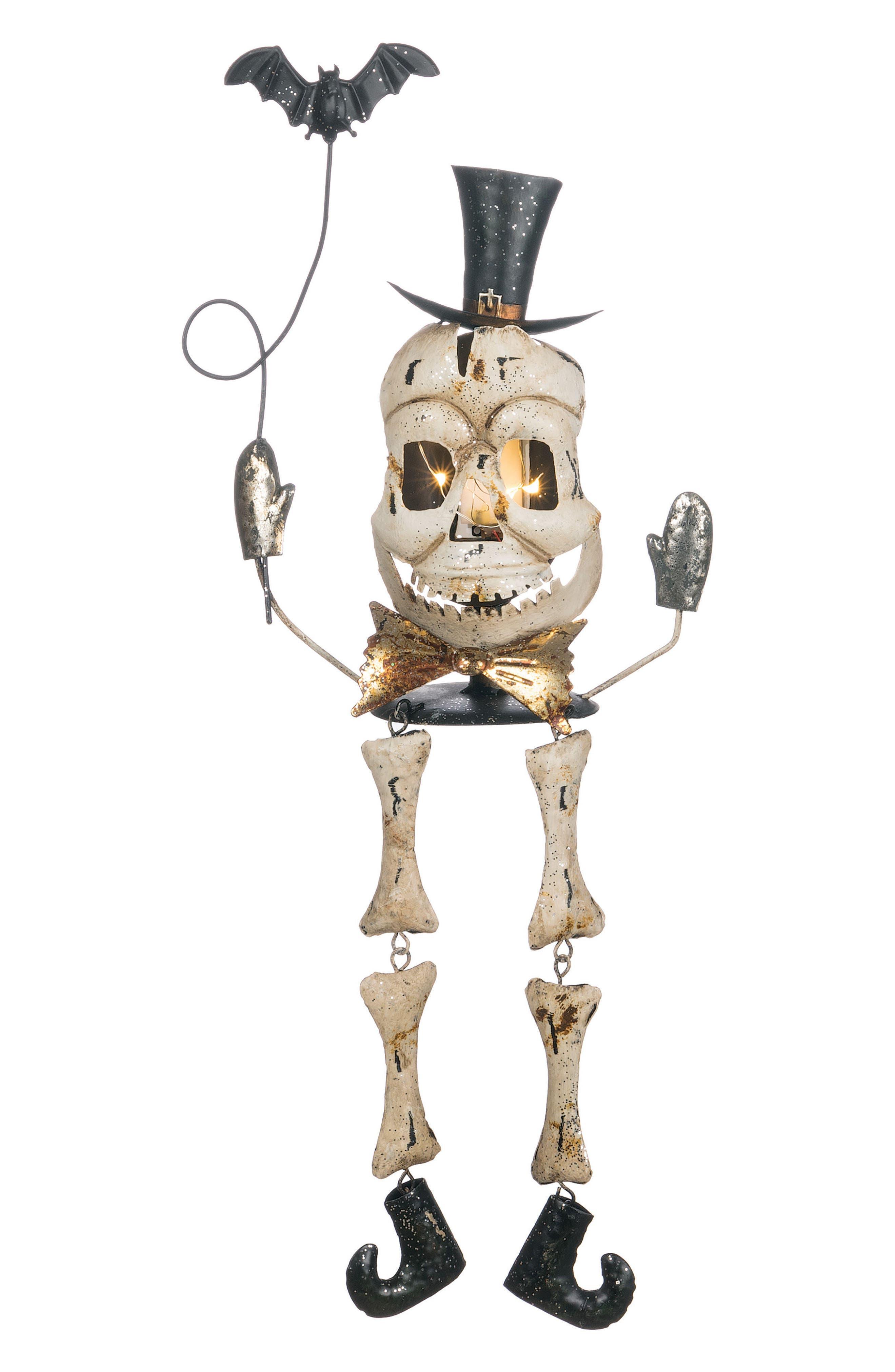 Alternate Image 1 Selected - Sullivans Sitting Skull Decoration