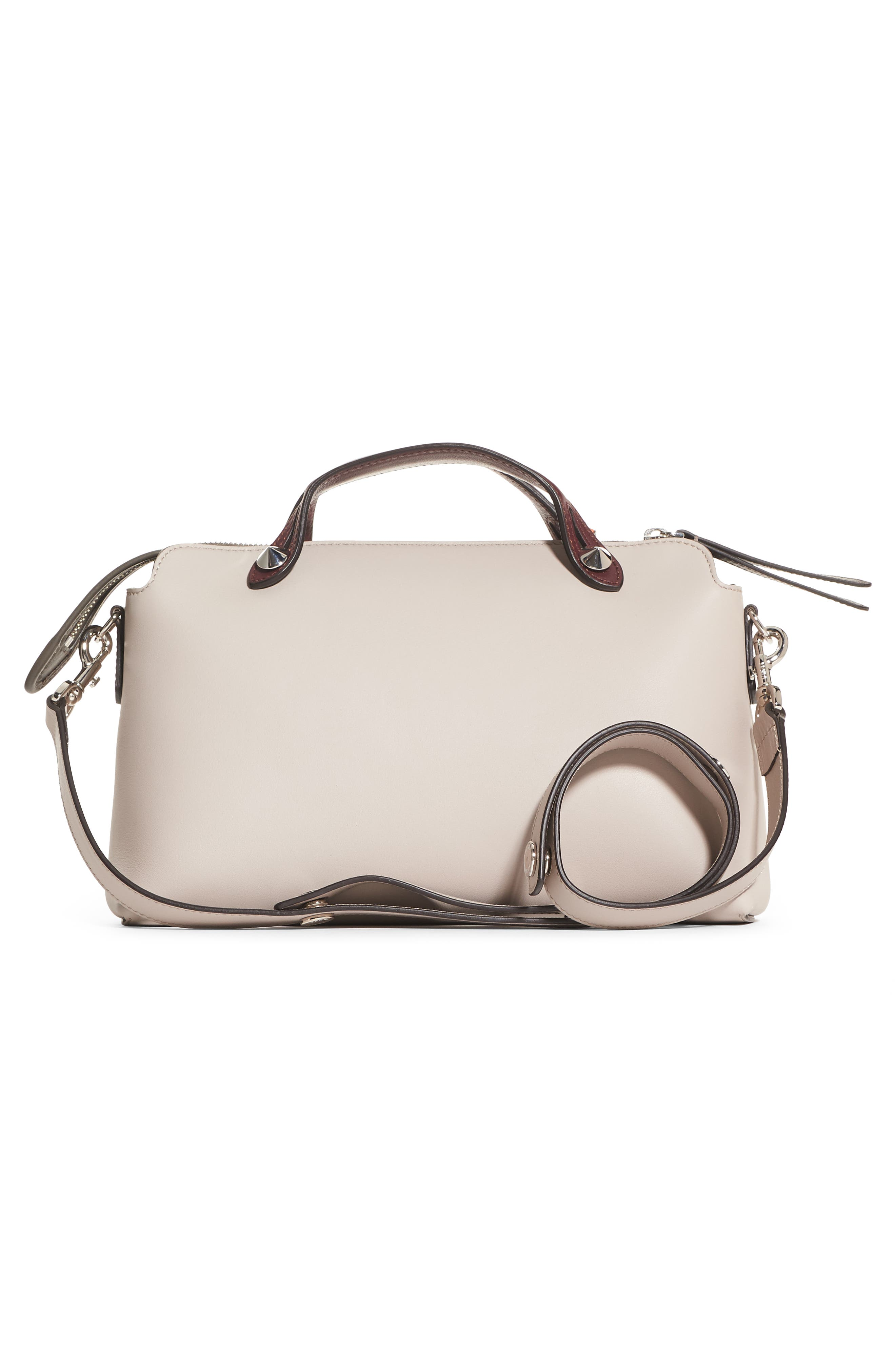 Alternate Image 2  - Fendi 'Medium By the Way' Colorblock Leather Shoulder Bag