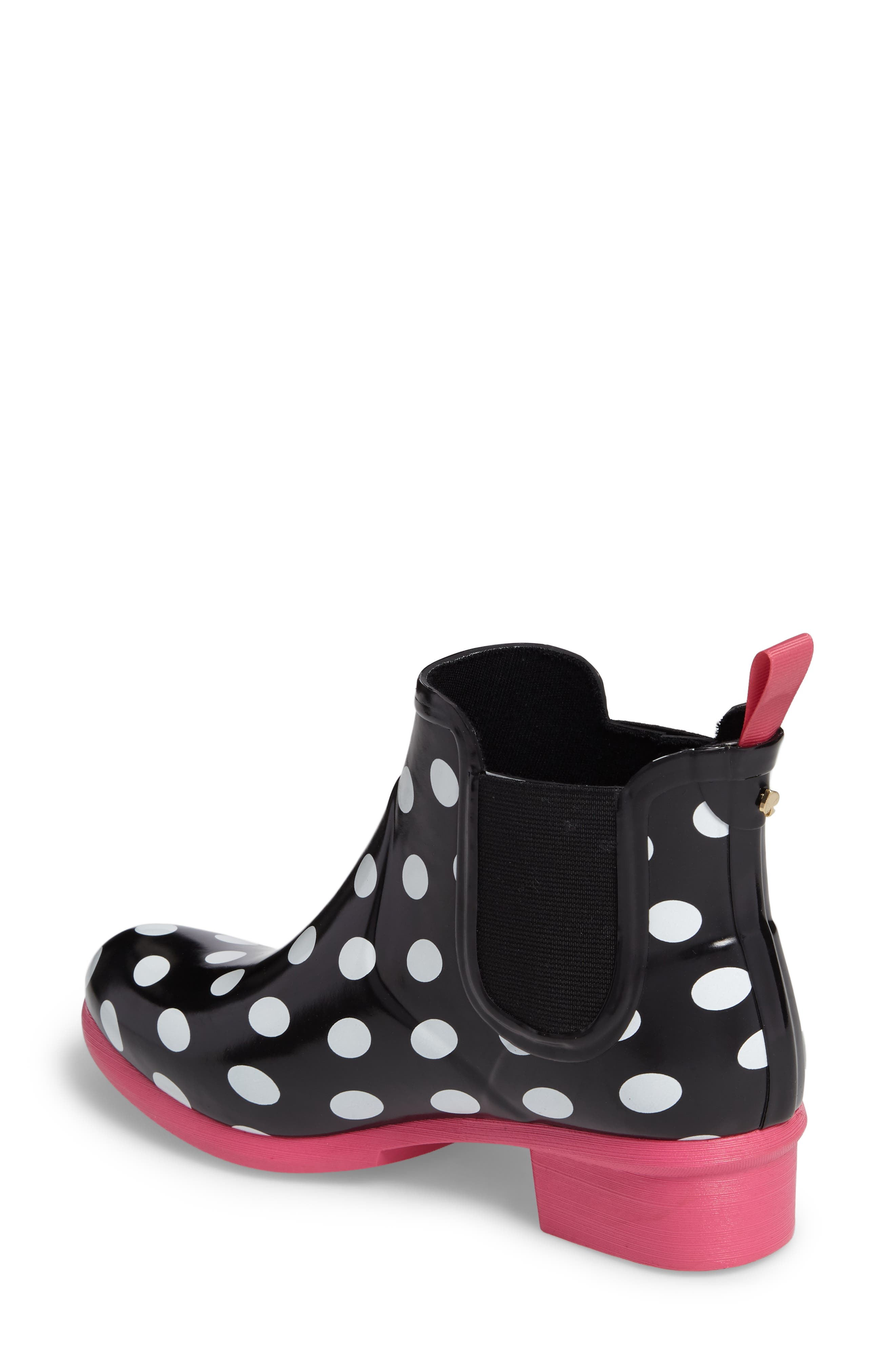 Alternate Image 2  - kate spade new york trudy chelsea rain bootie (Women)