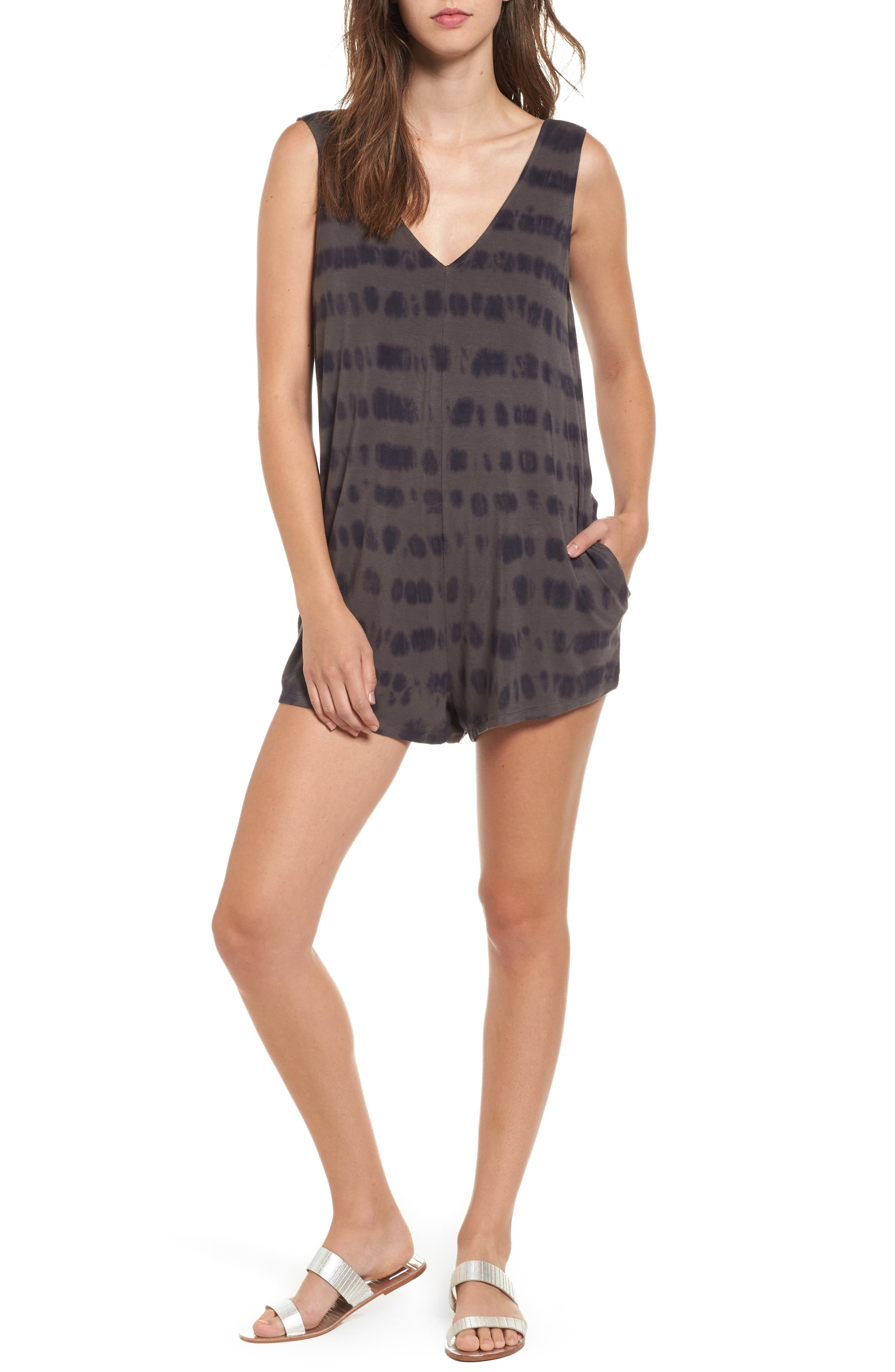 Obey Secret Dreams Romper