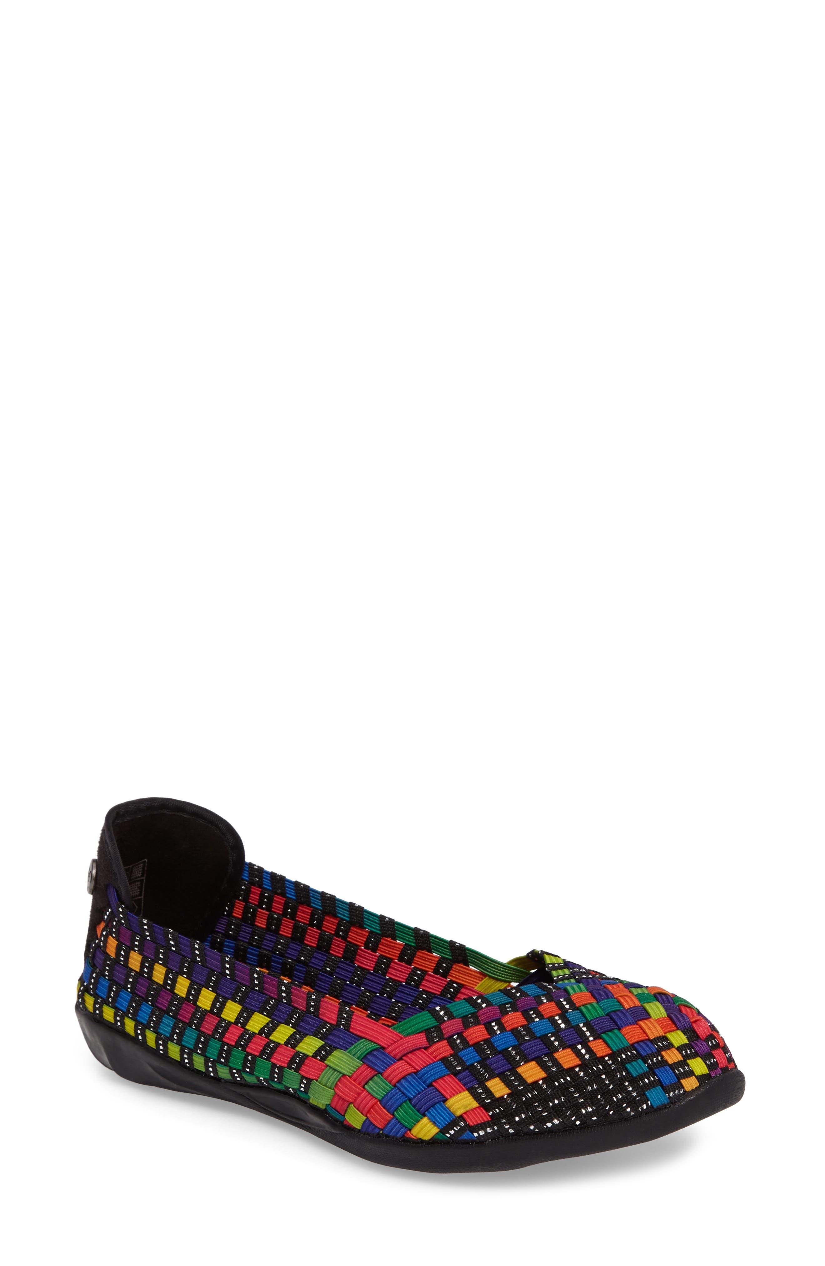 Catwalk Sneaker,                             Main thumbnail 1, color,                             Black Multi