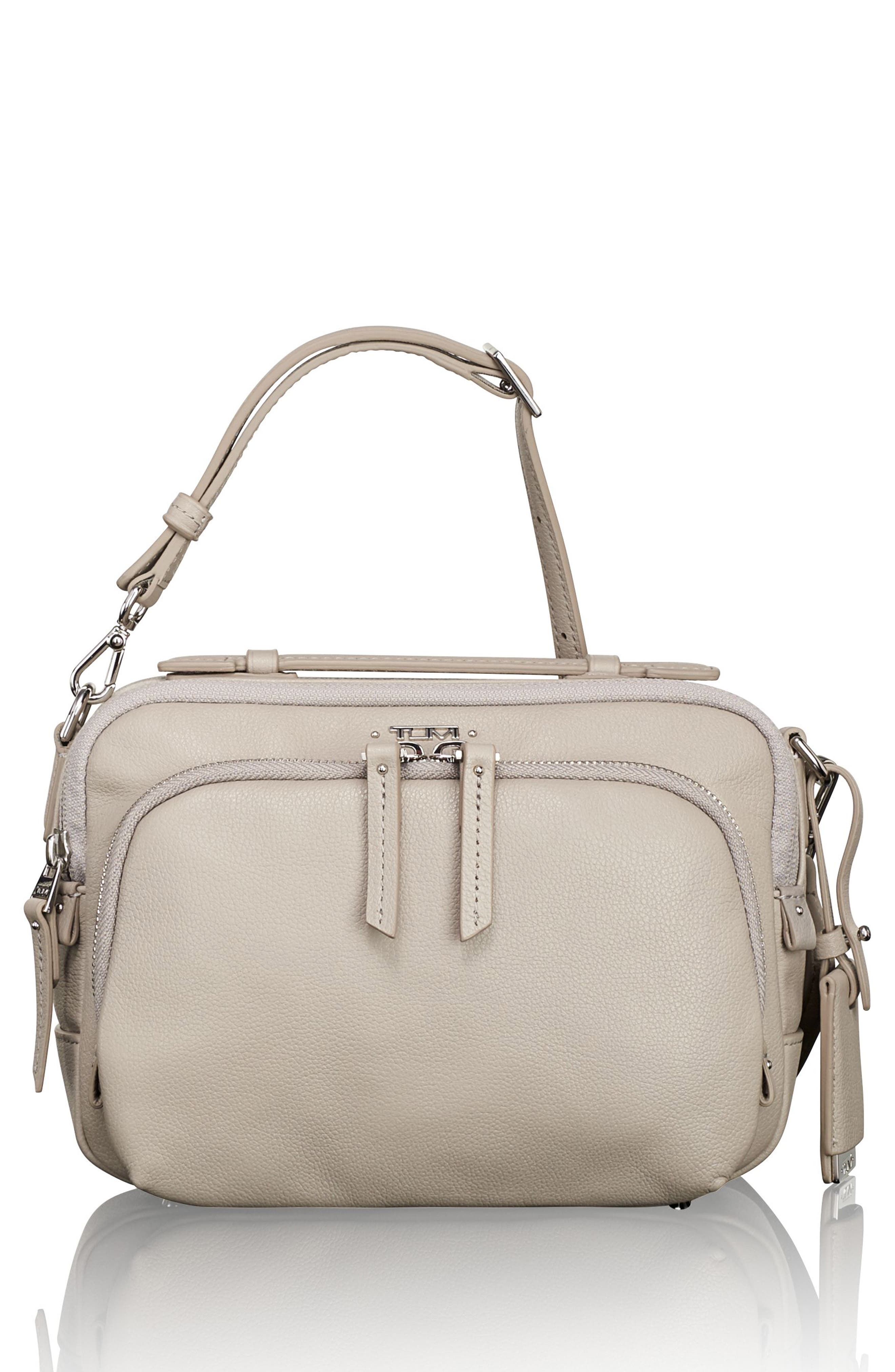 Tumi Luanda Crossbody Flight Bag