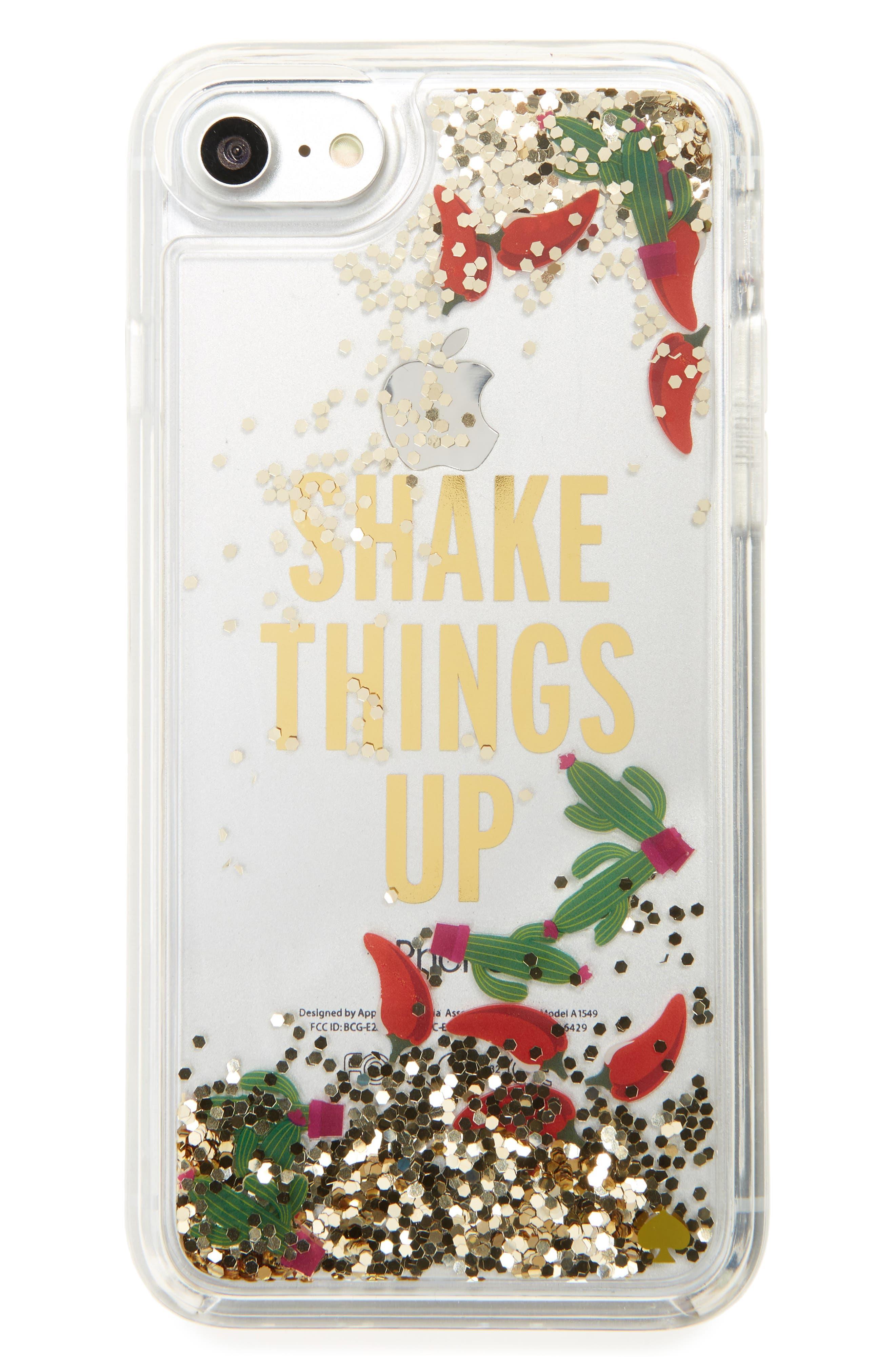 kate spade new york shake things up iPhone 7 case