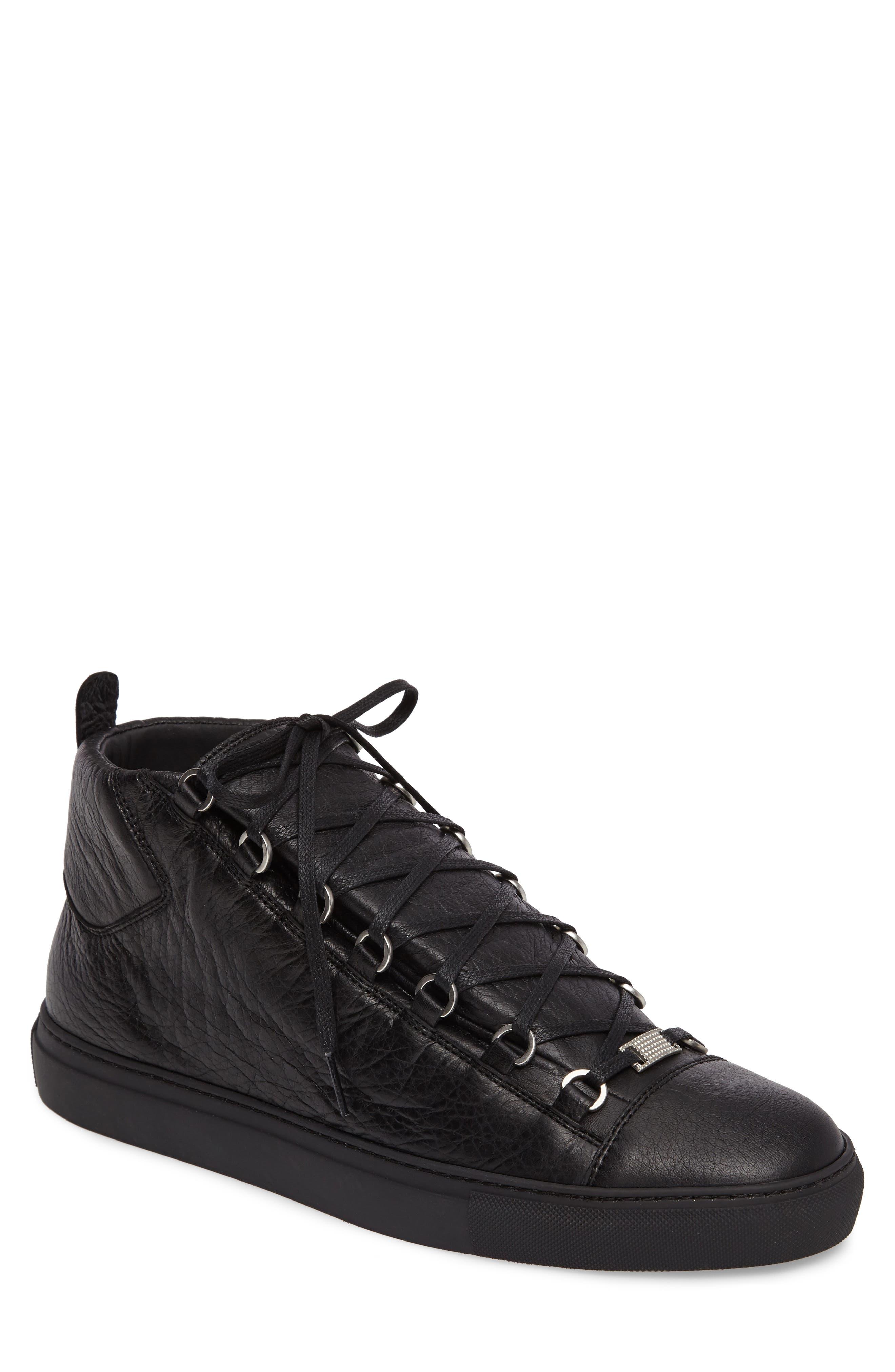 Alternate Image 1 Selected - Balenciaga High Top Sneaker (Men)