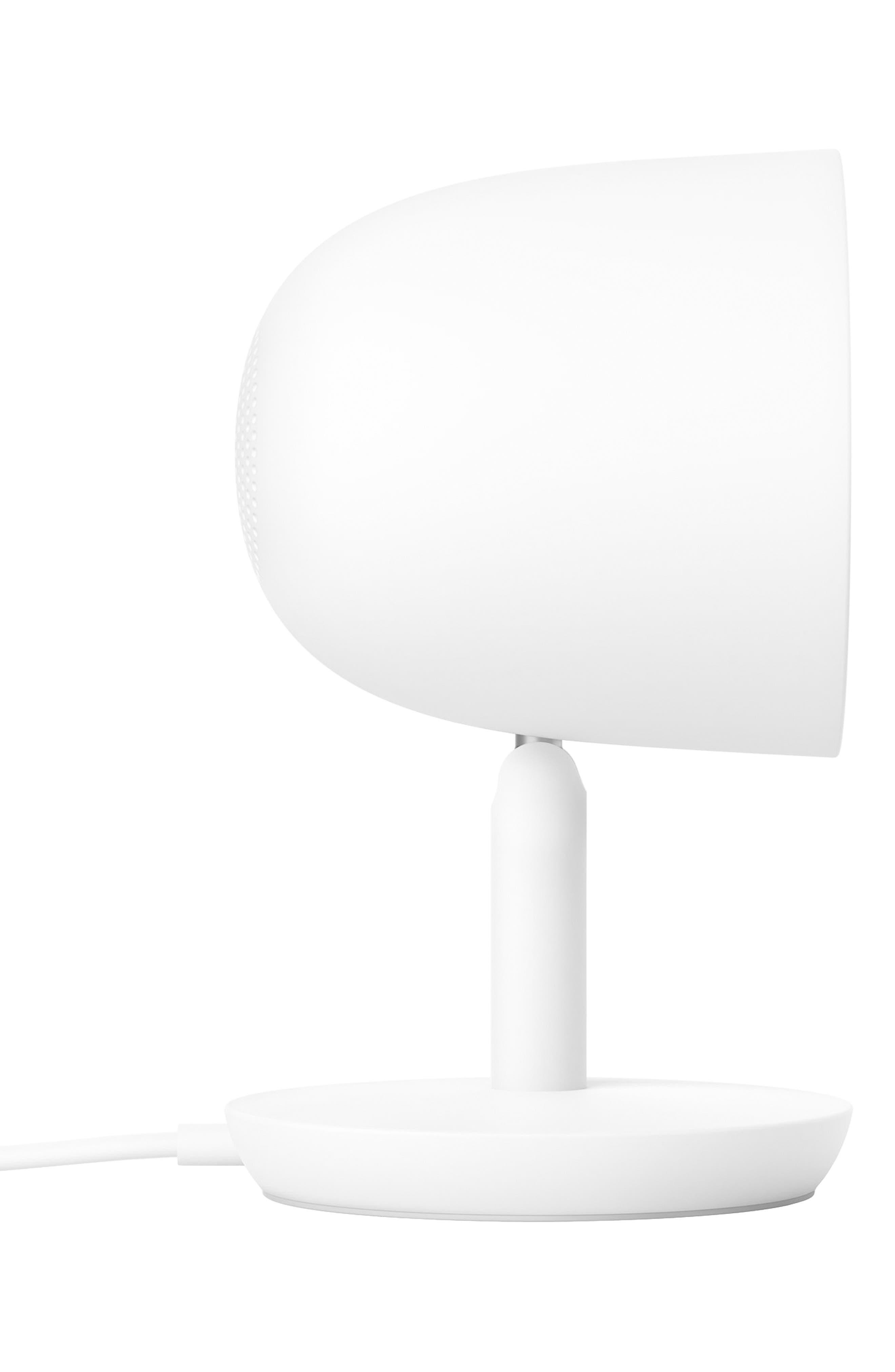 Cam IQ Indoor Security Camera,                             Alternate thumbnail 3, color,                             White