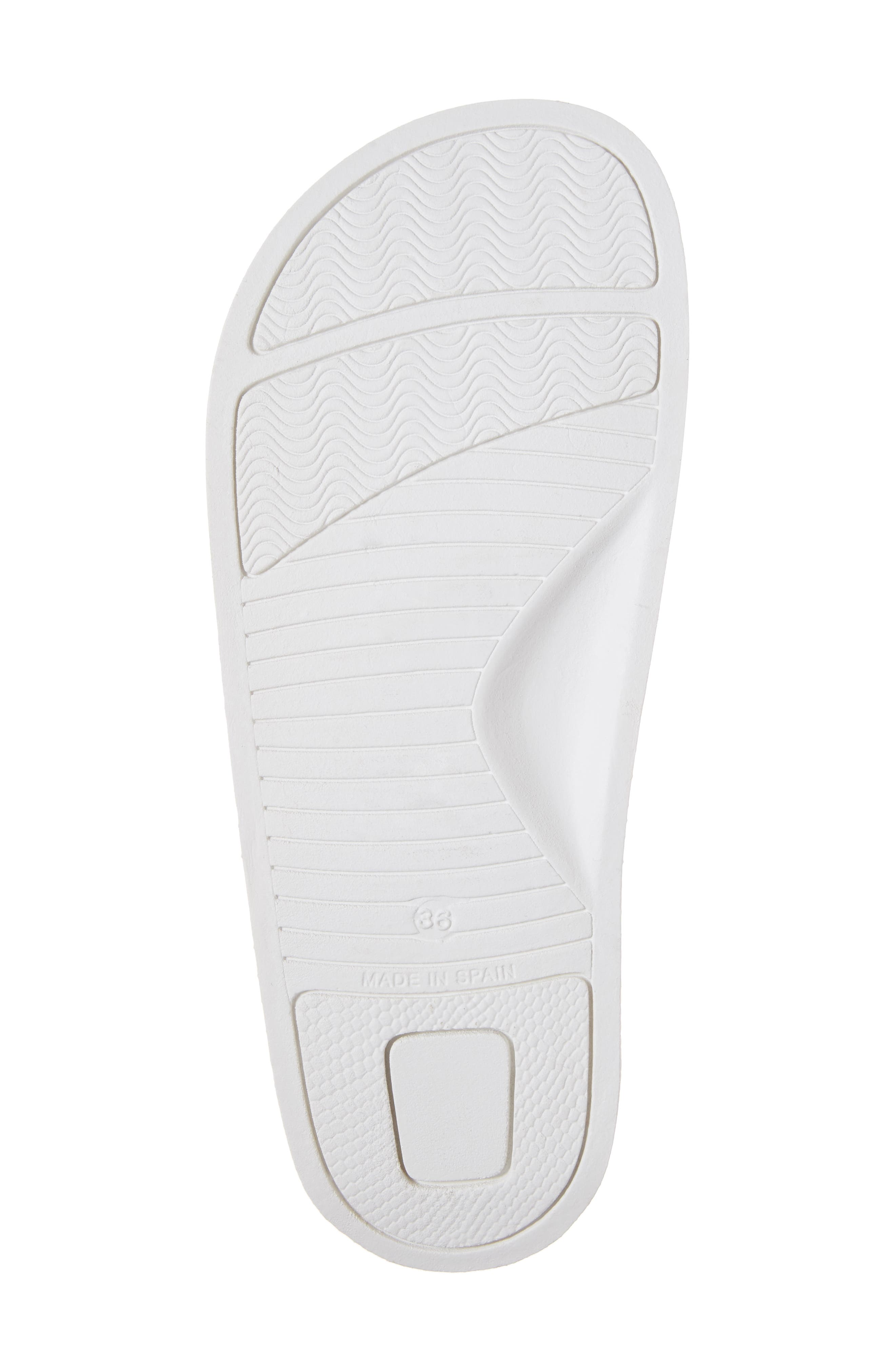 Alternate Image 6  - Topshop Fierce Embroidered Slide Sandal (Women)